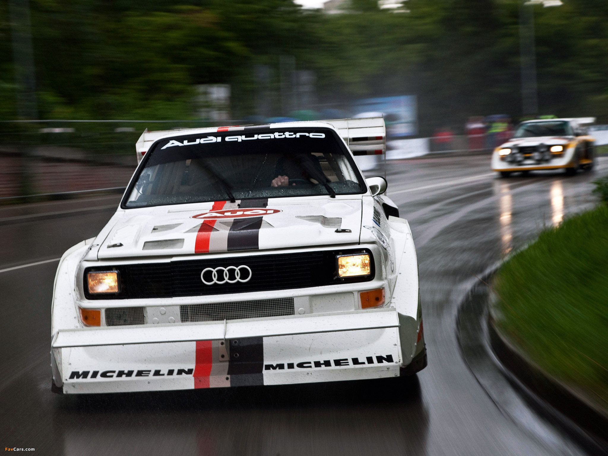 Audi S1 Pikes Peak Wallpaper >> Climb Wallpapers ·①