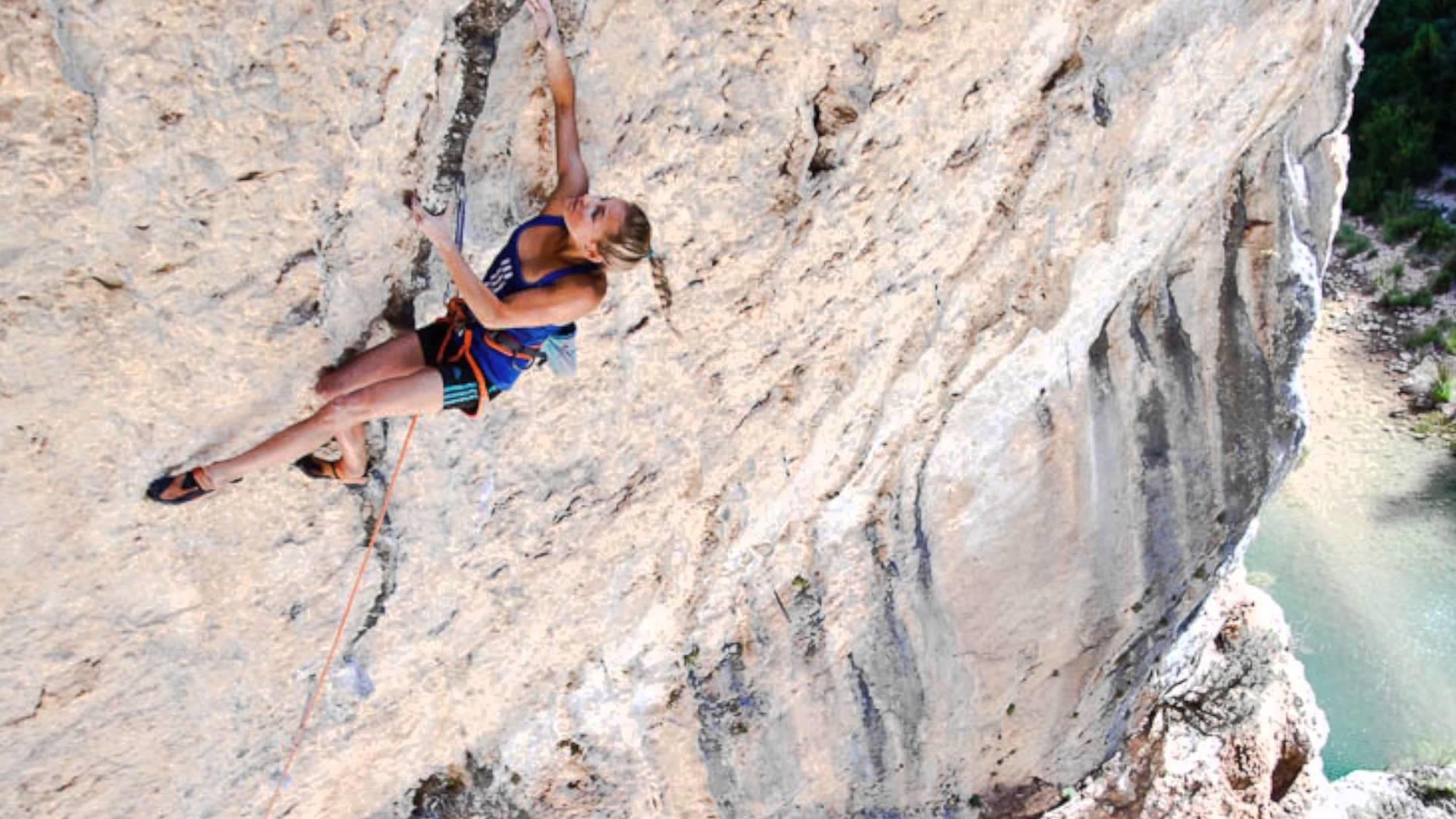 природа горы спорт скалолазание  № 3295528  скачать