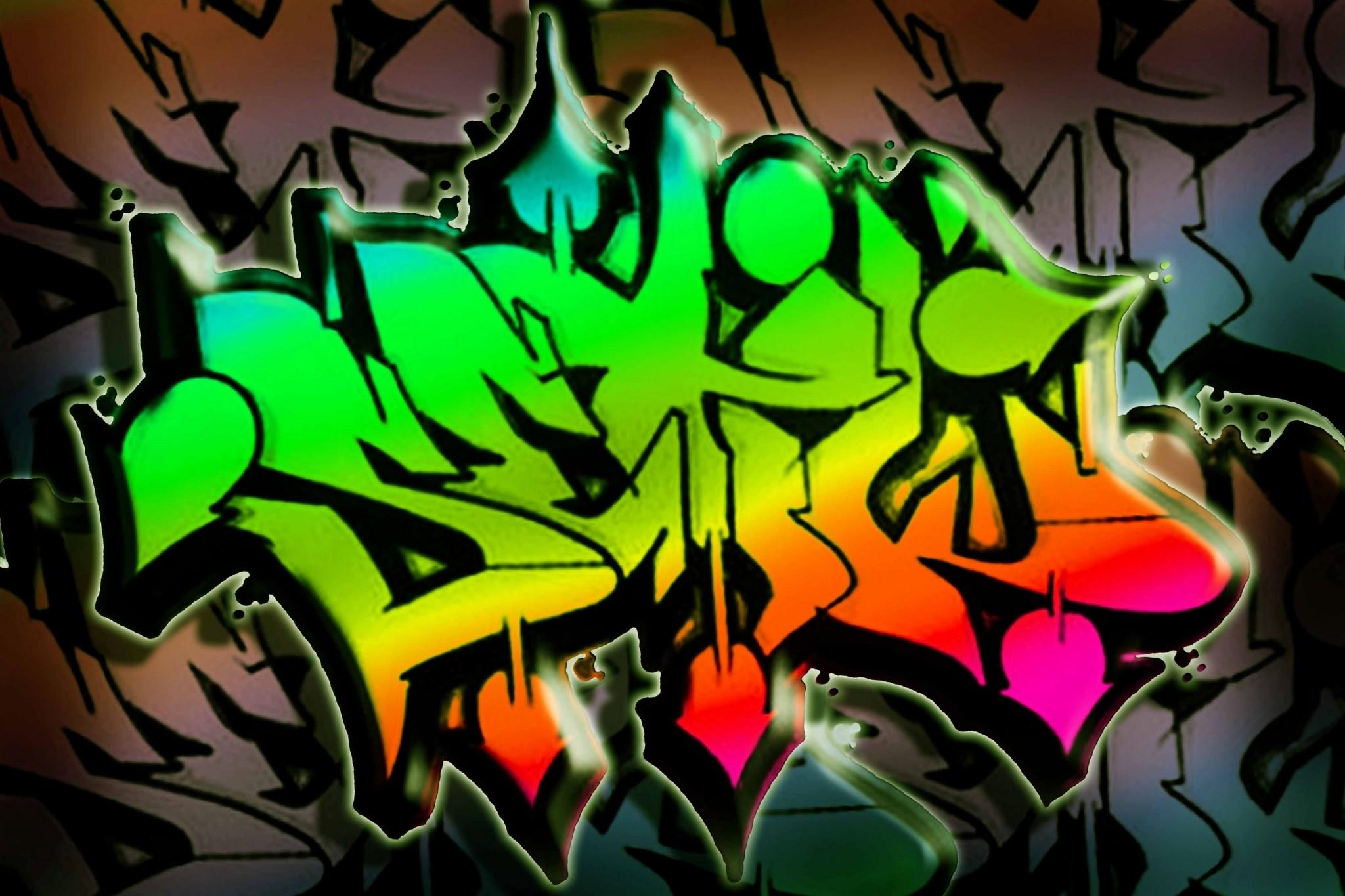 Прикольные надписи картинки граффити