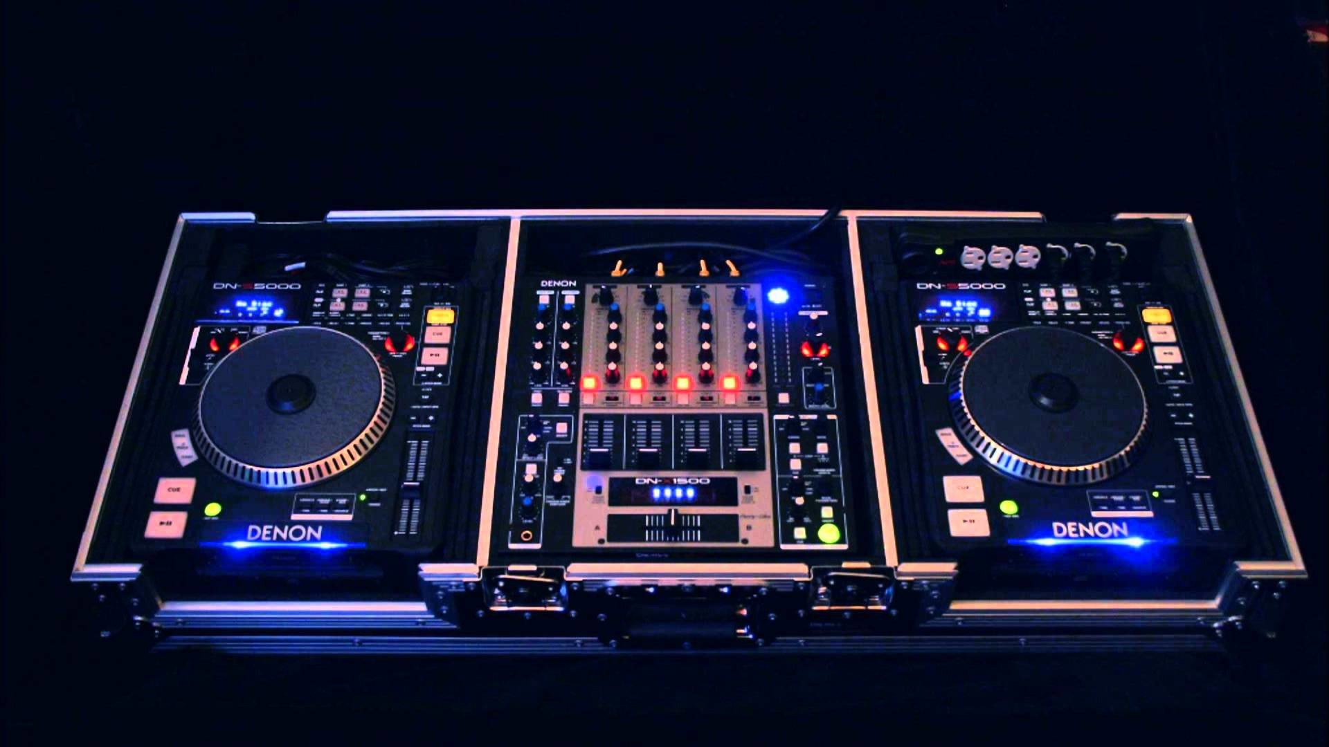 virtual dj wallpaper hd widescreen ·①