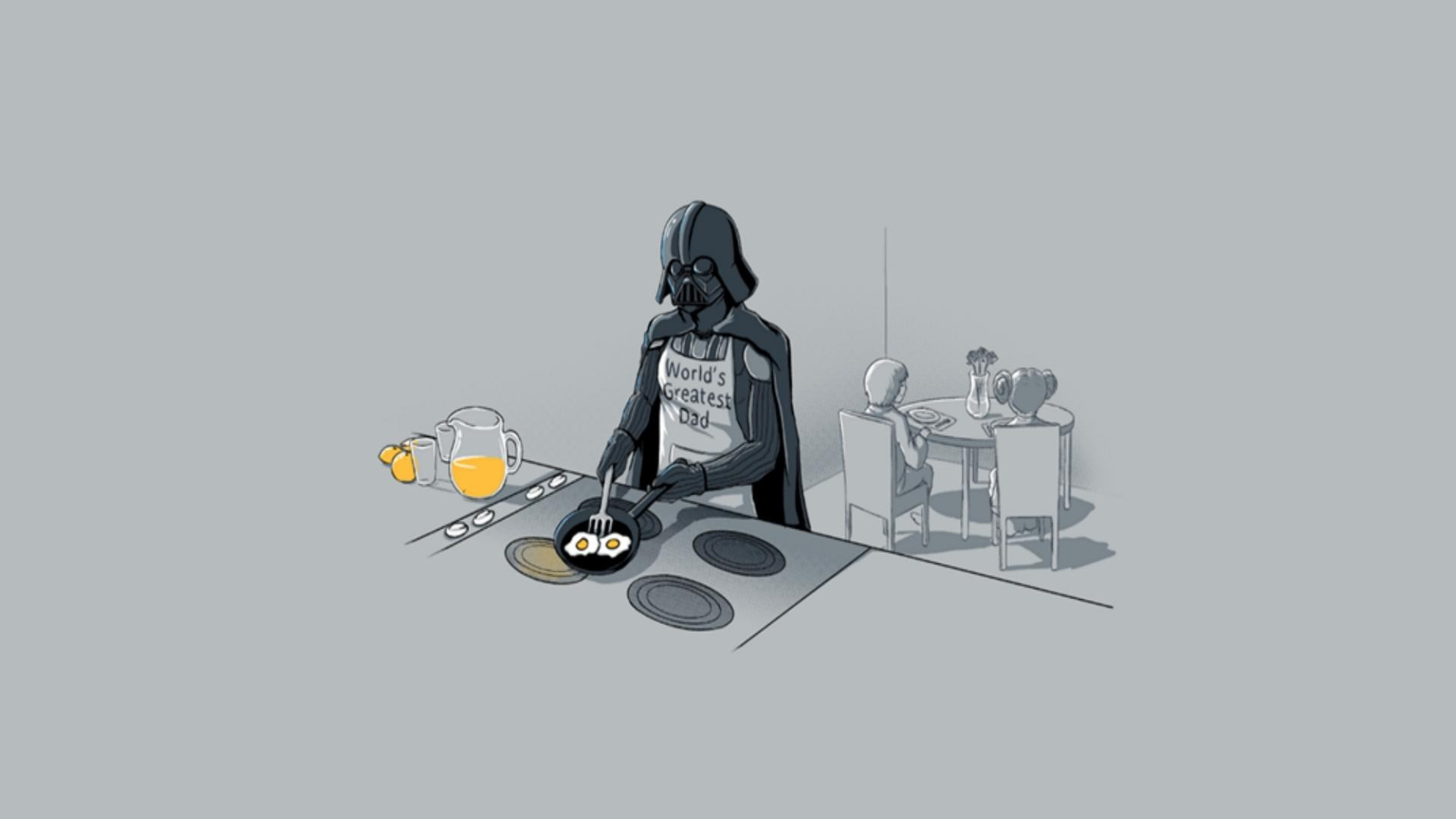 Funny Star Wars Wallpapers Wallpapertag