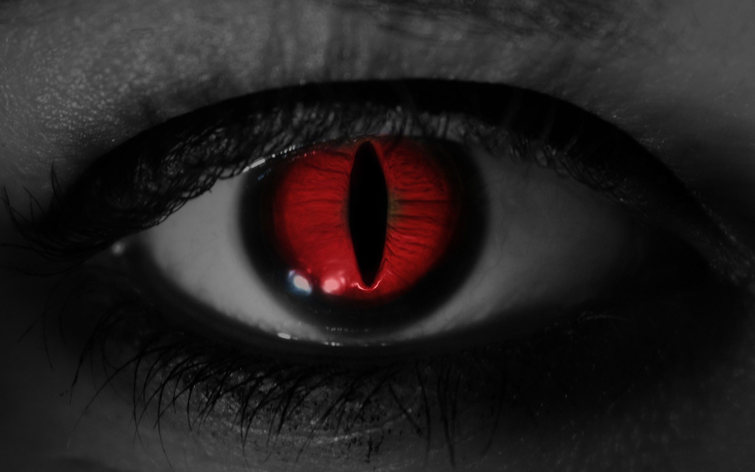 Черные картинки глаза