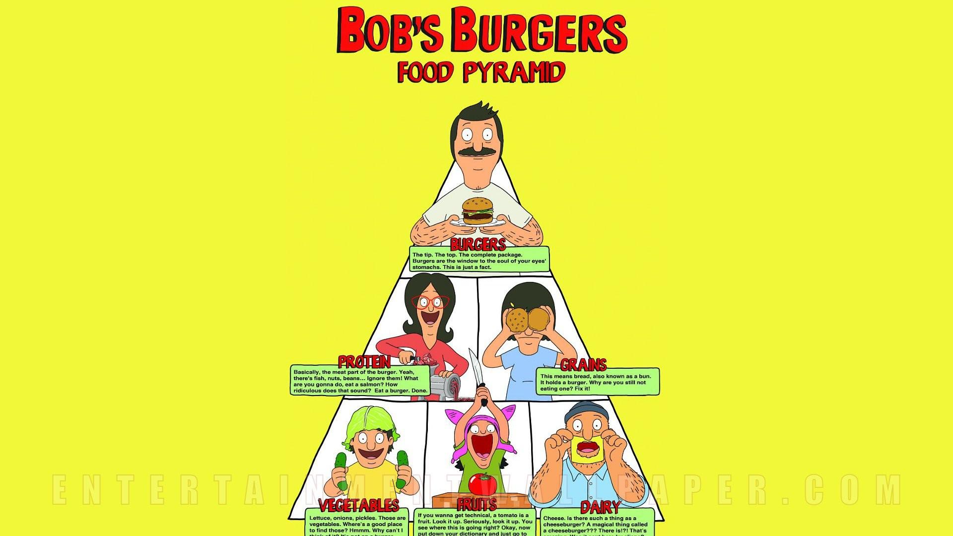 Original Designs Bob S Burgers