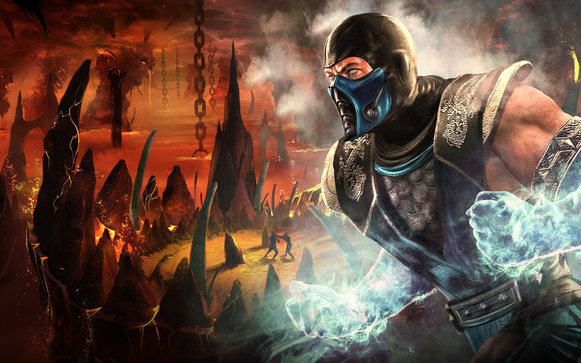 Mortal Kombat Wallpapers ·① WallpaperTag
