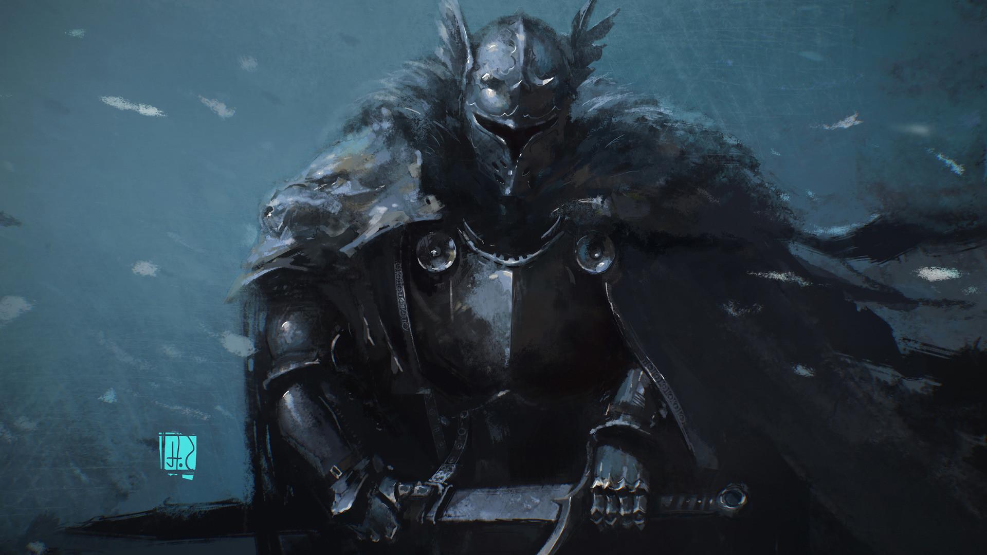 Fantasy Knight Wallpaper ·① WallpaperTag