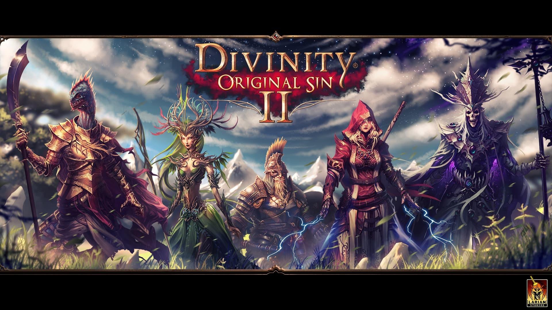 Divinity Original Sin Ii Wallpapers ·① WallpaperTag