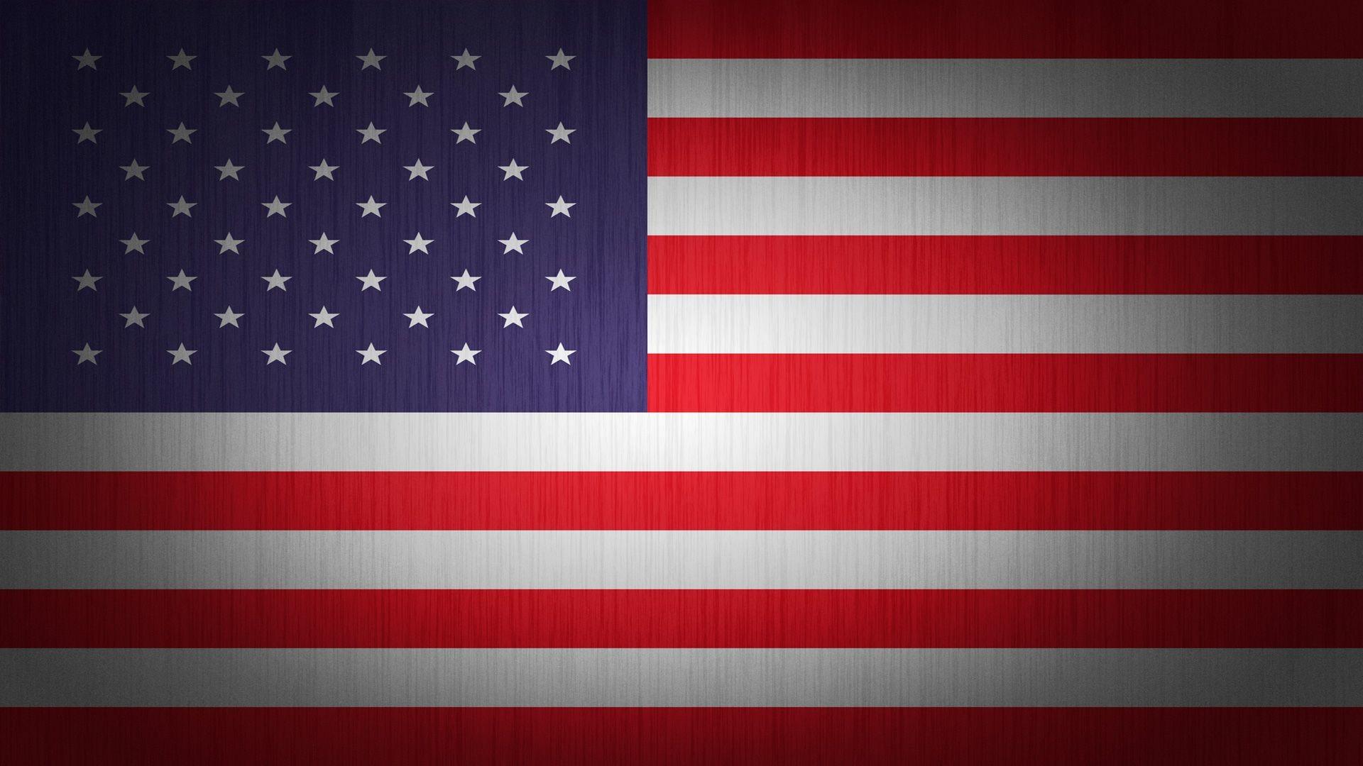 American Flag Desktop Background 1