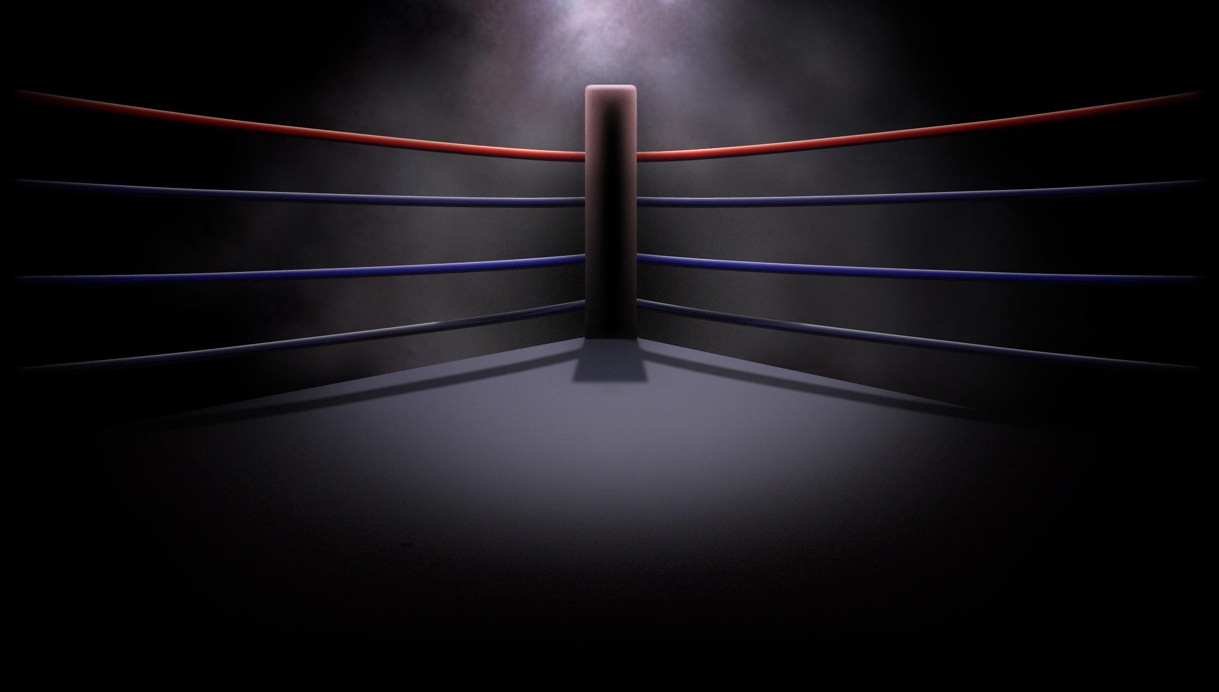 boxing ring wallpaper 183��