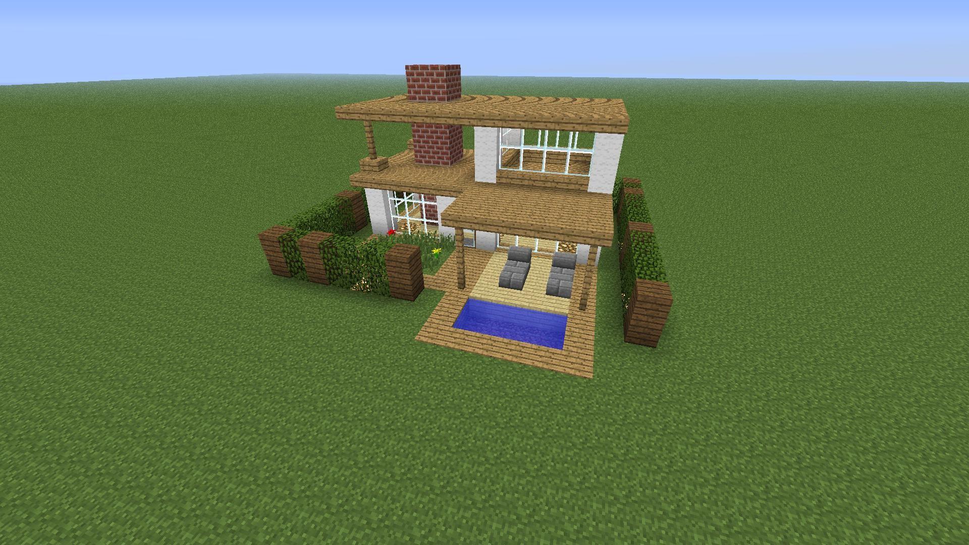 тебе майнкрафт строить домики недавно