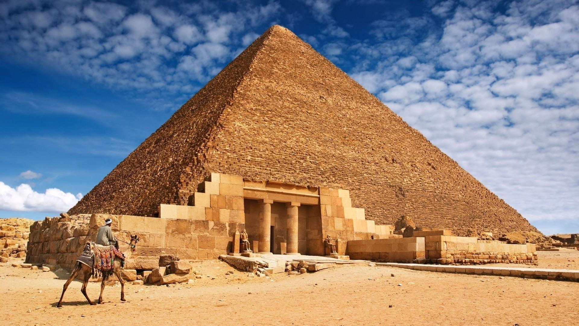 Giza Pyramids Wallpaper ·① WallpaperTag