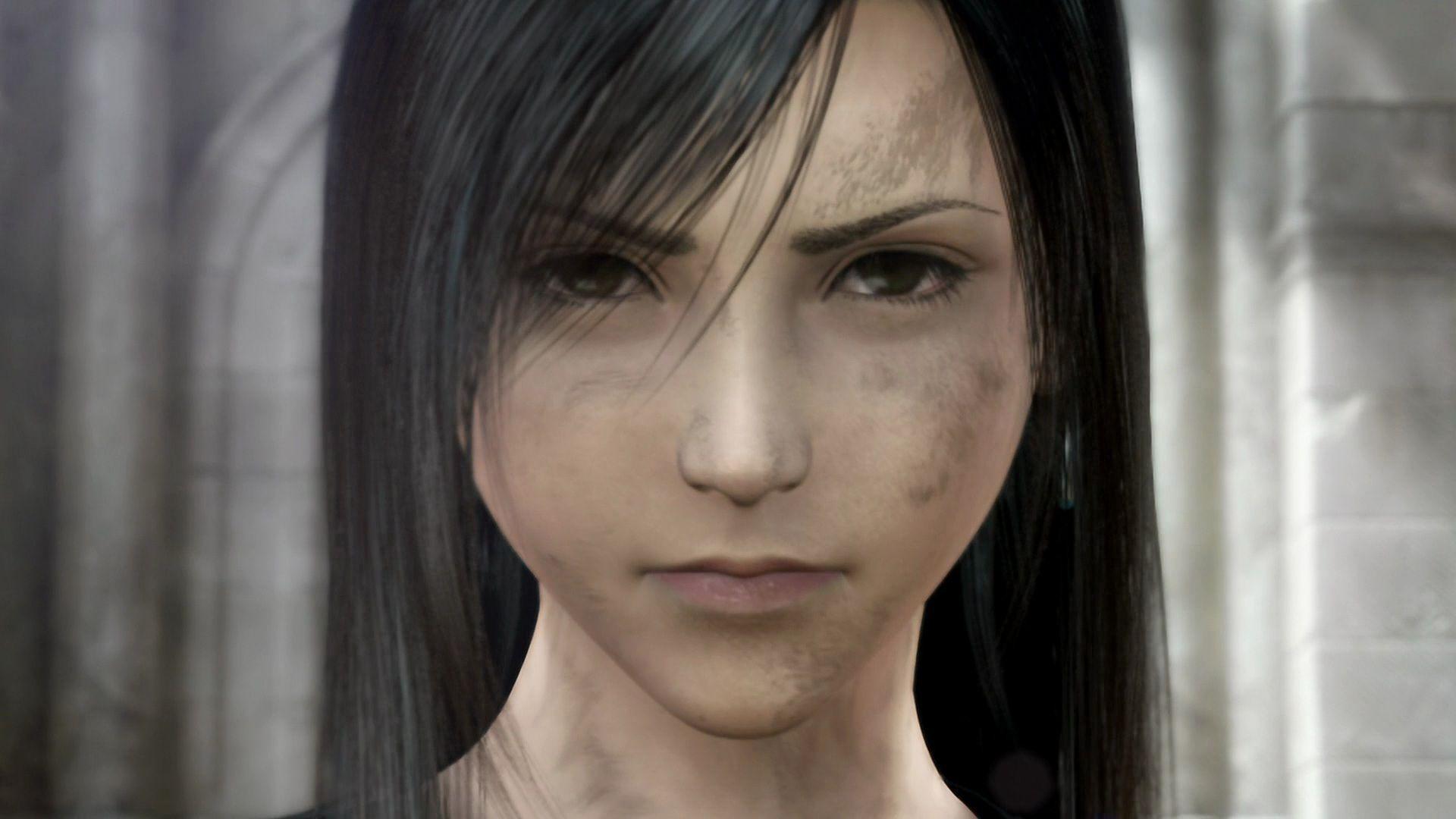 Sakimi Chan Tifa Lockhart T Final Fantasy Fantasy And