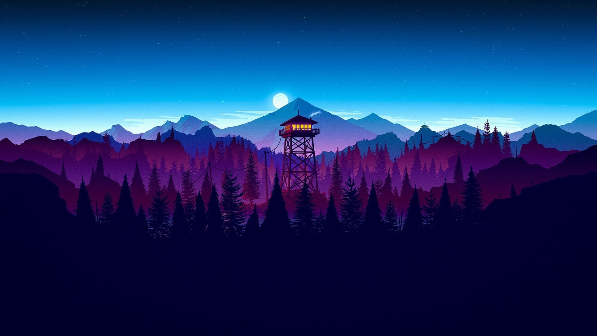 Www 1080walpaper Com: 38+ Firewatch Wallpapers ·① Download Free Beautiful High
