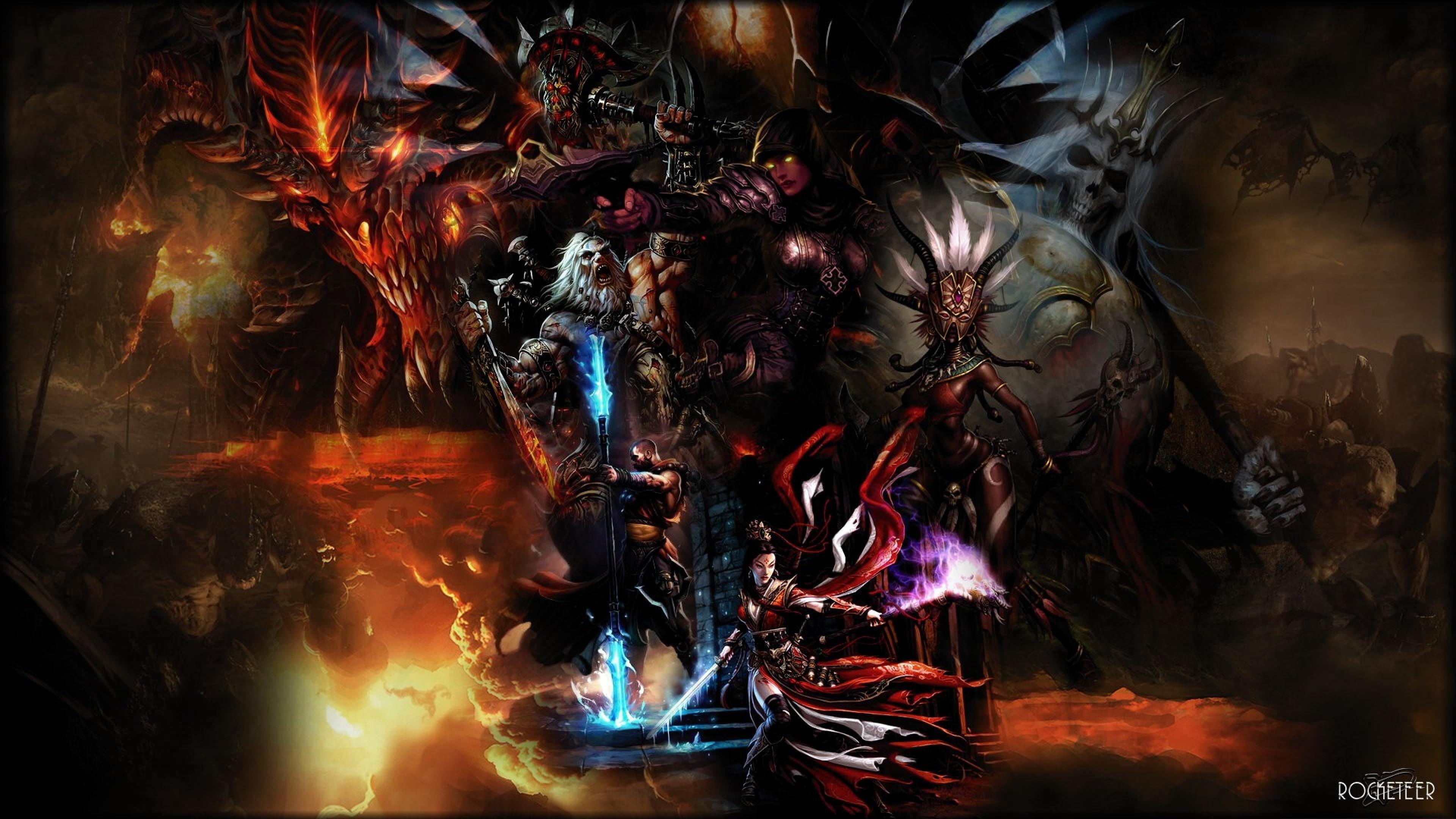 Diablo III игра  № 3057746  скачать