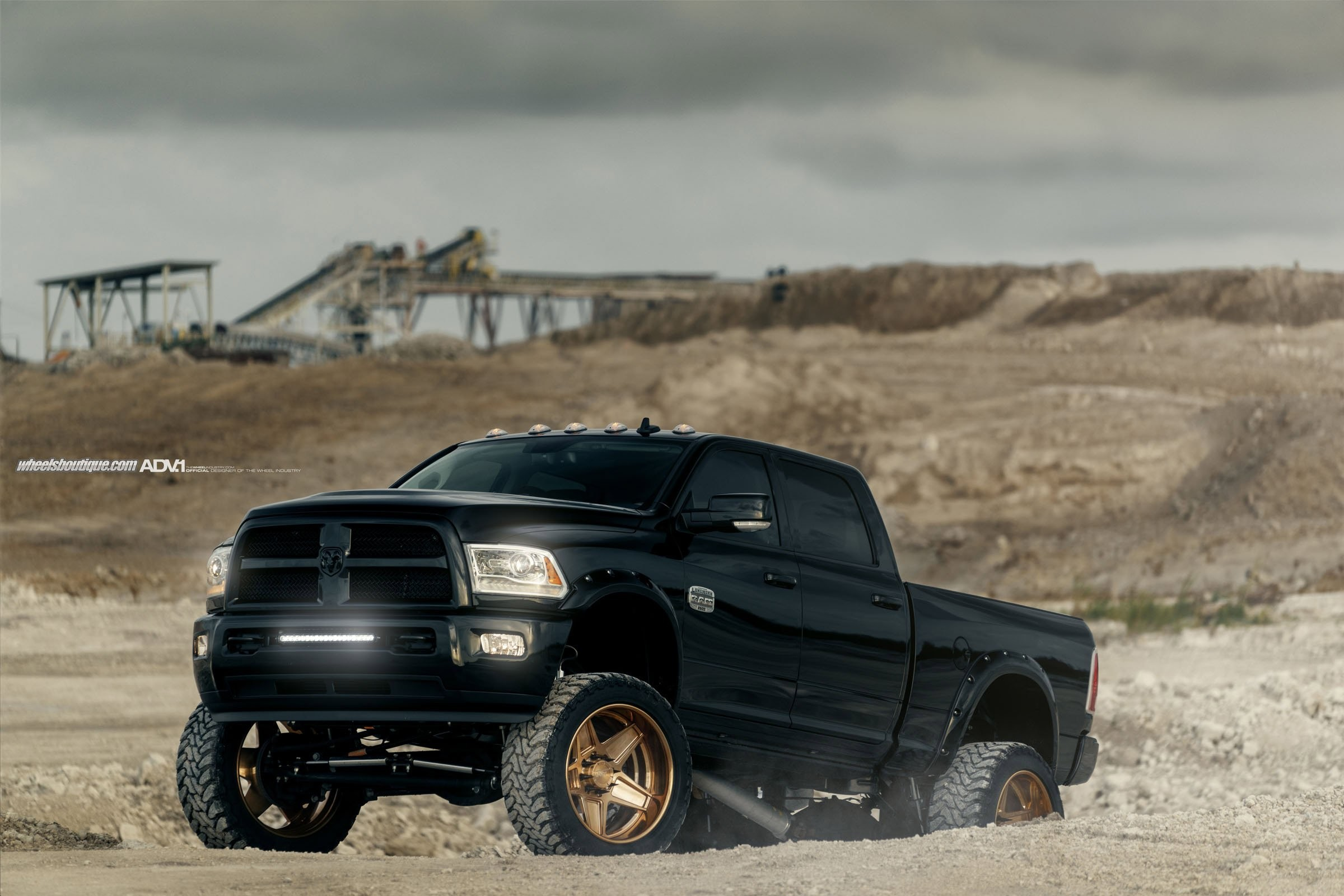 Lifted Trucks Wallpapers ·① WallpaperTag