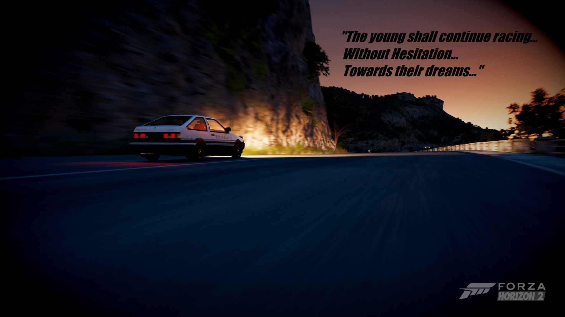 Initial D Wallpapers ·① WallpaperTag