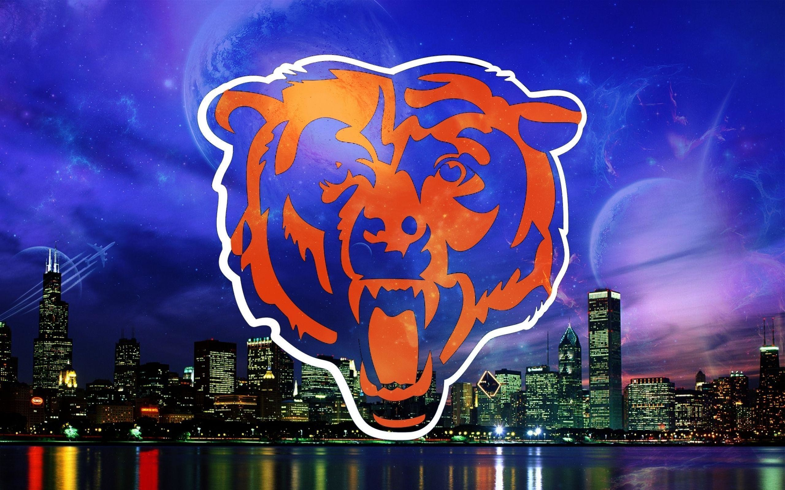 chicago bears - HD 2560×1600
