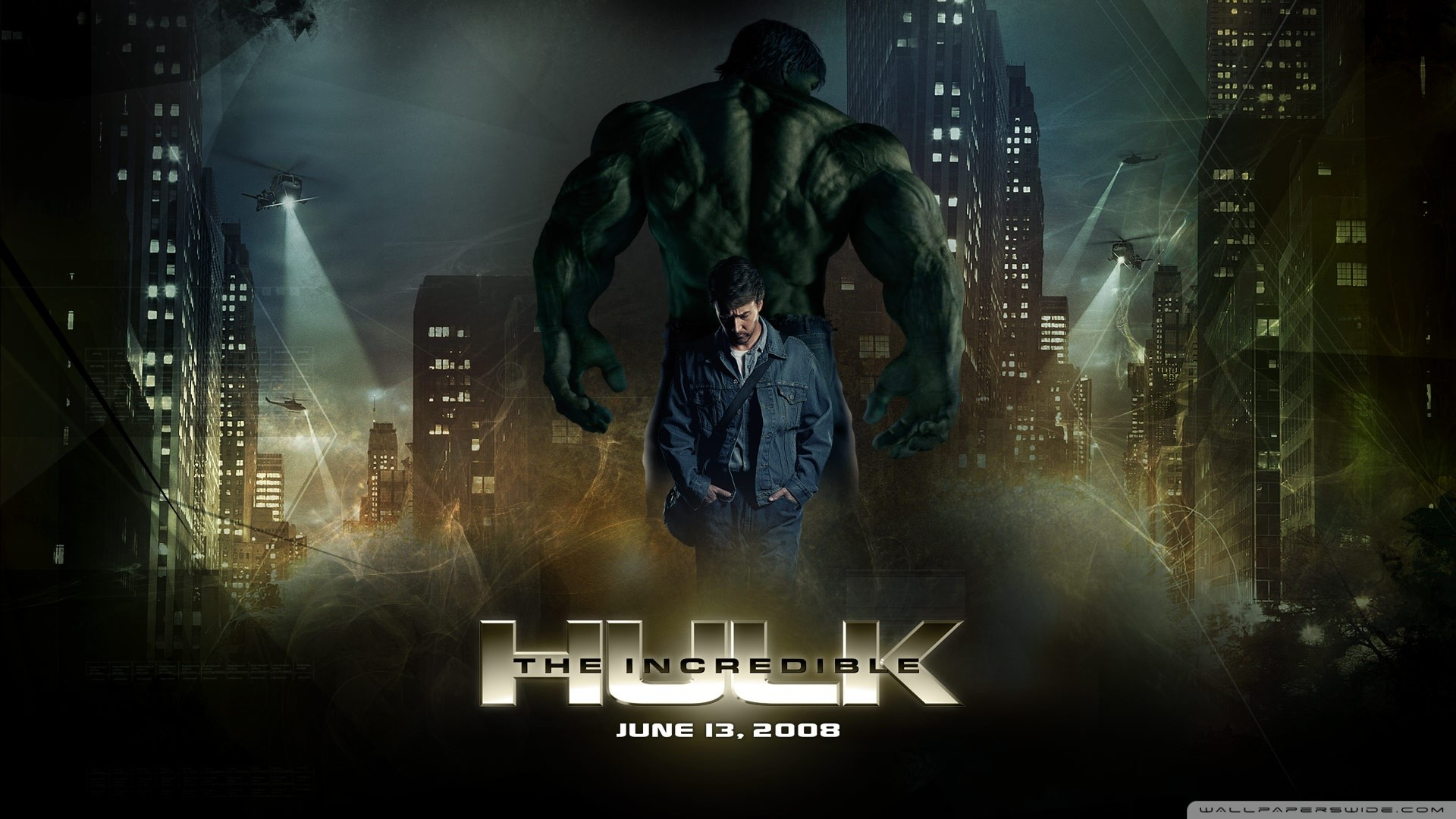 The Incredible Hulk Wallpapers Wallpapertag