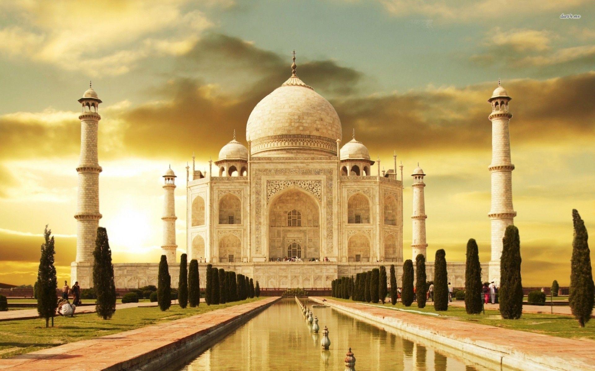 Taj Mahal Wallpaper ①