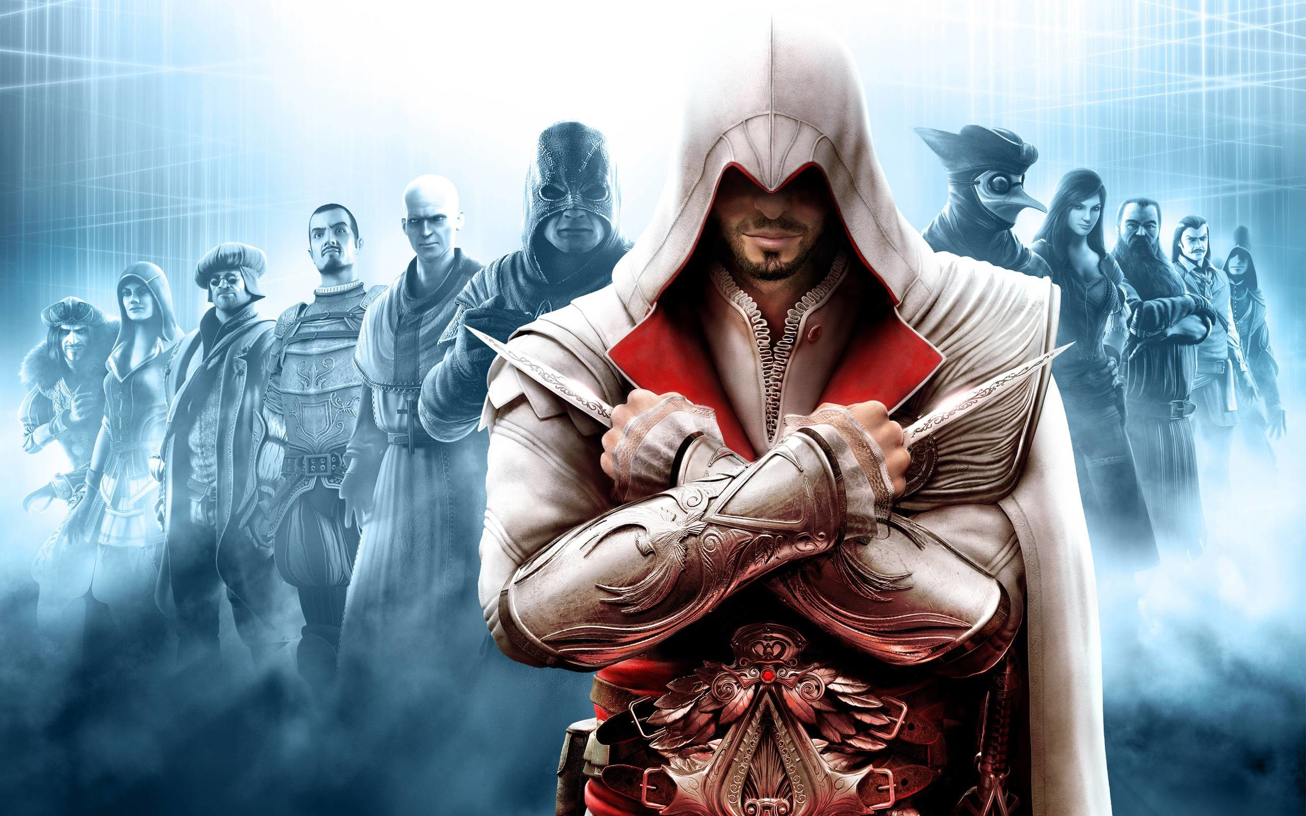 Assassins Creed Brotherhood Wallpaper Wallpapertag