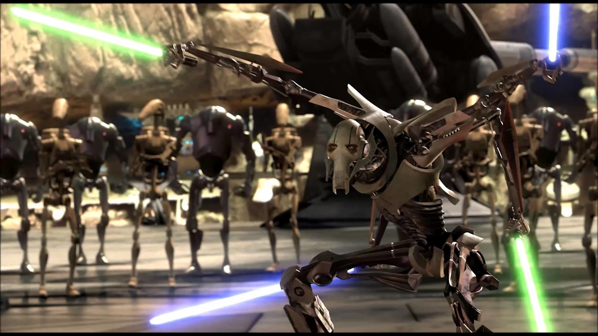 General Grievous Wallpaper Wallpapertag