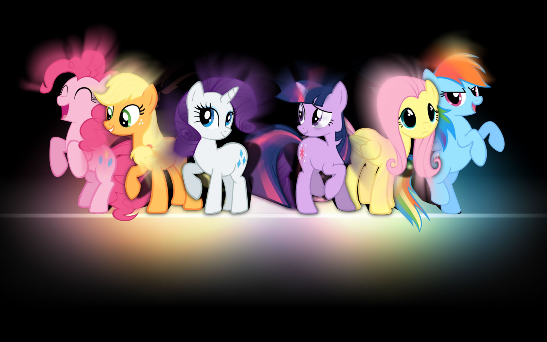 1920x1200 Free Wallpapers - My Little Pony wallpaper