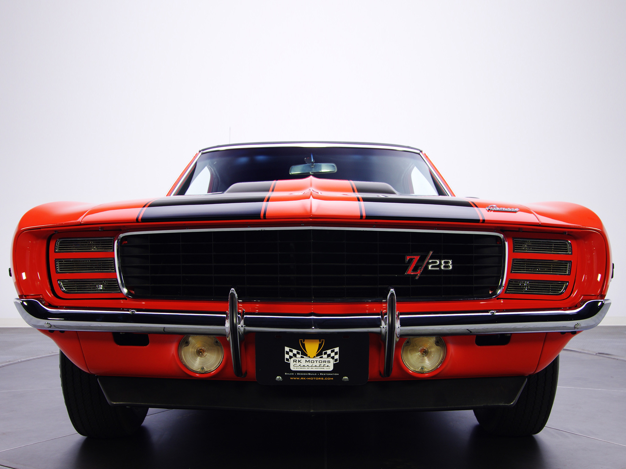1969 Camaro Wallpaper 183 ①