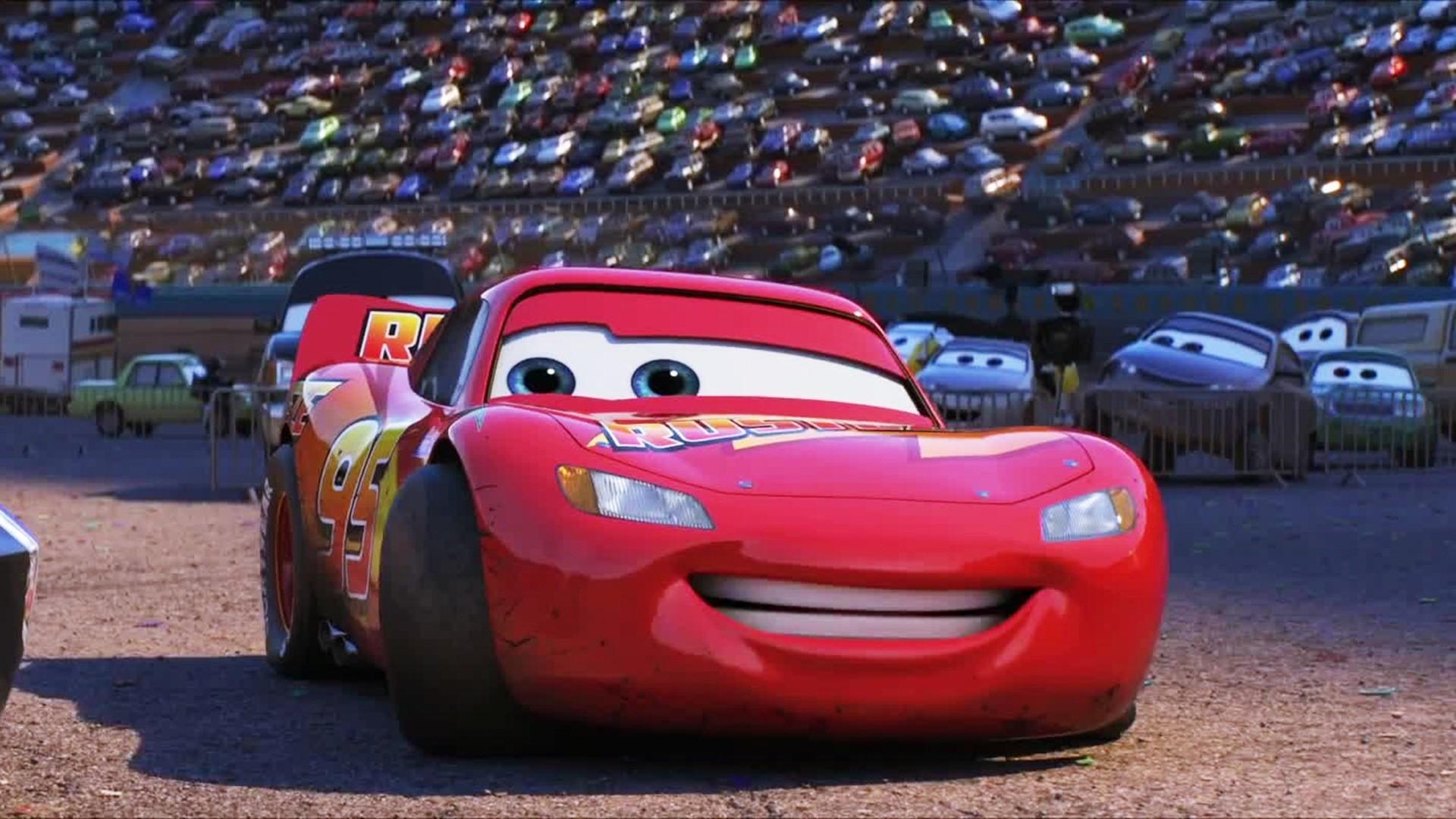 wallpaper lightning mcqueen cars 3 animation movies