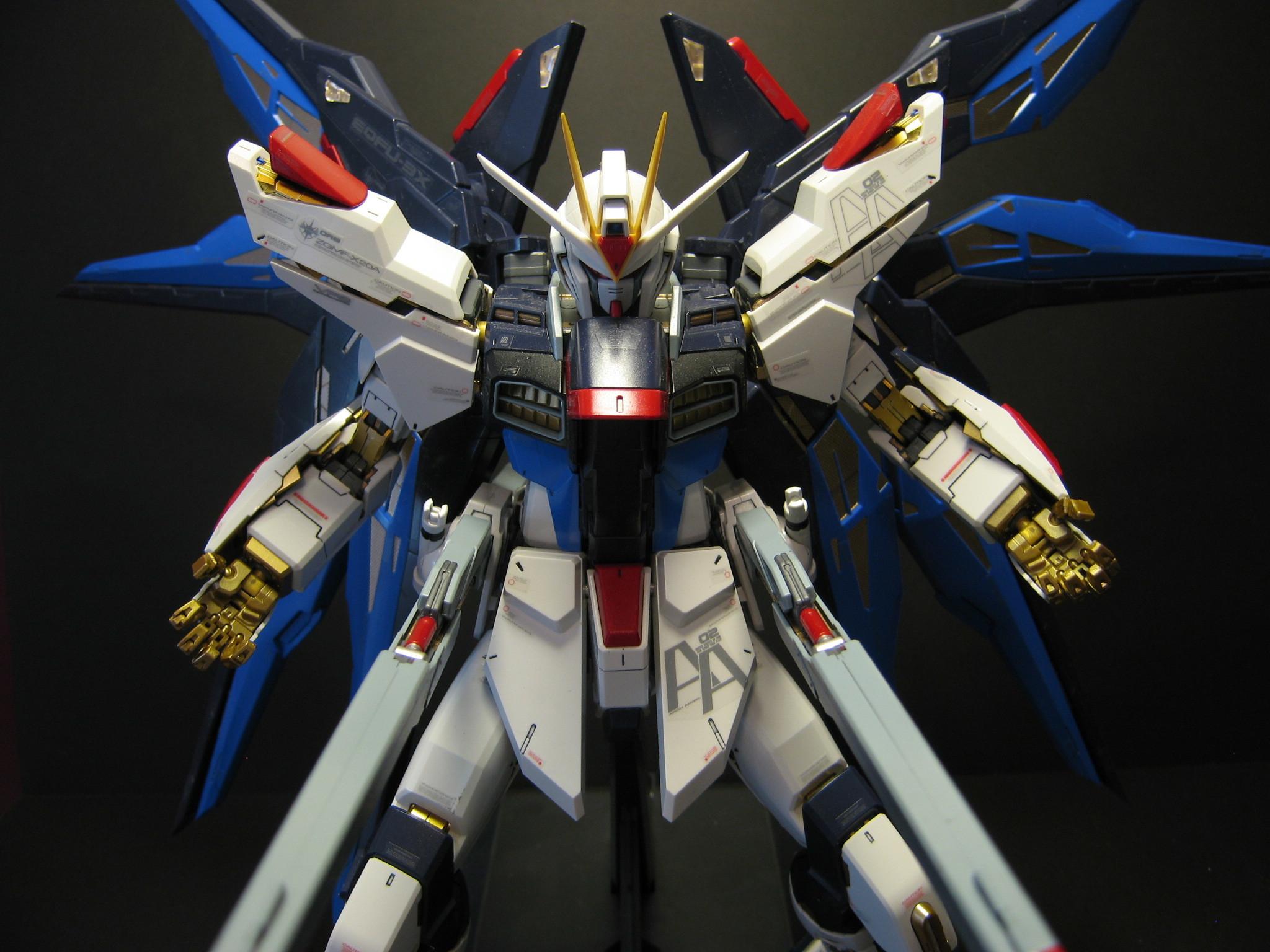 Gundam Strikedom Wallpaper Hd