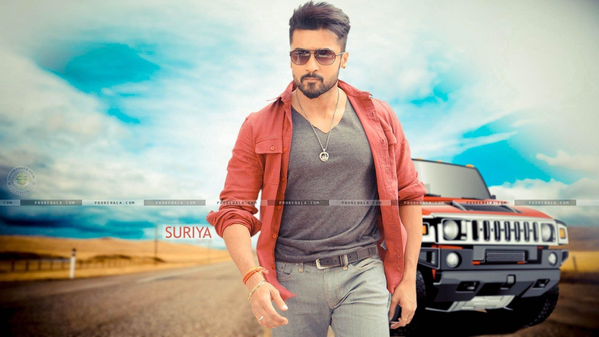 Surya Hd Wallpaper 2018 ①
