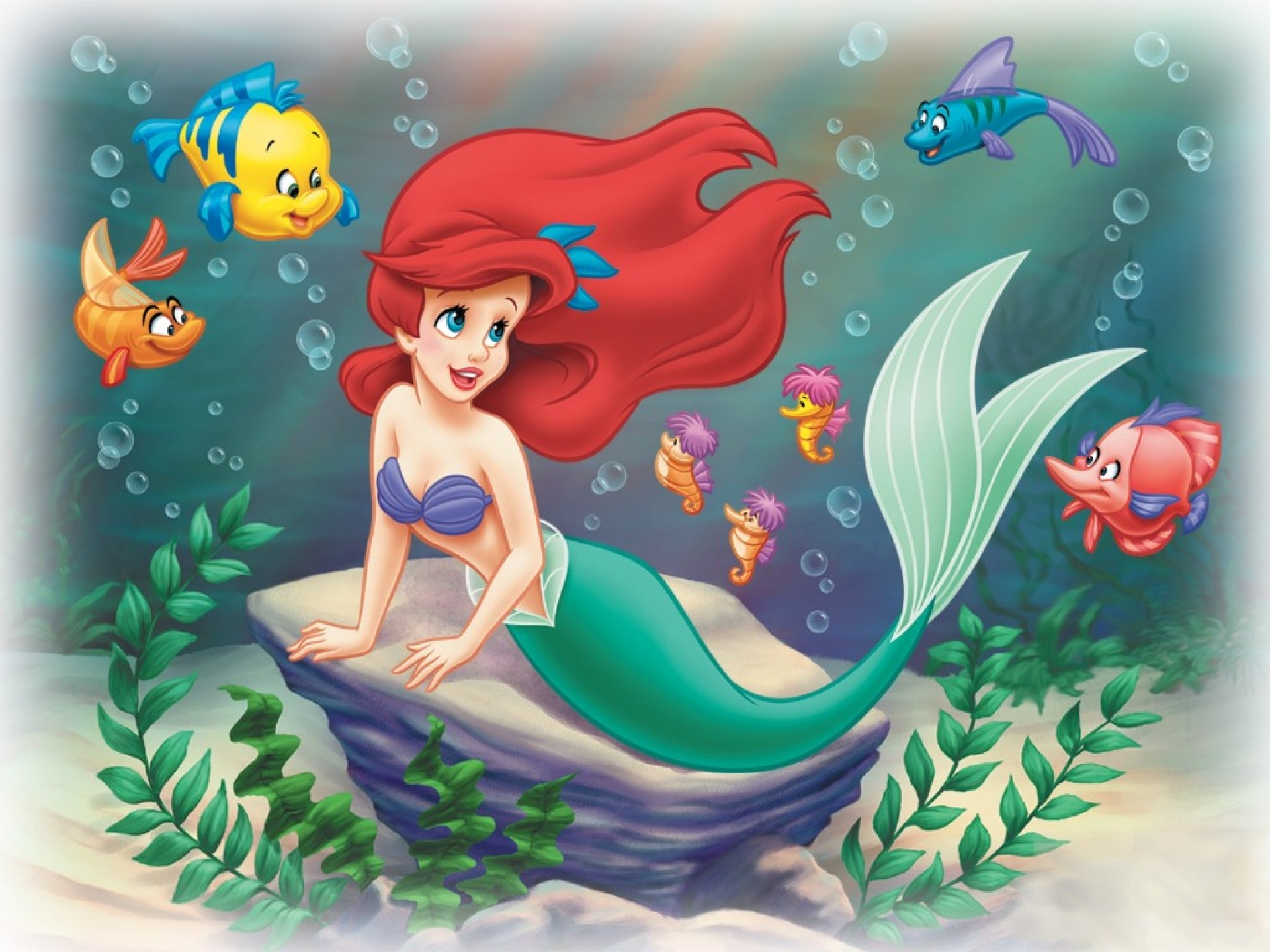 After the huge success Disney had with The Little Mermaid they decided the movie needed a prequel series for TV The Little Mermaid Series debuted on CBS in 1992