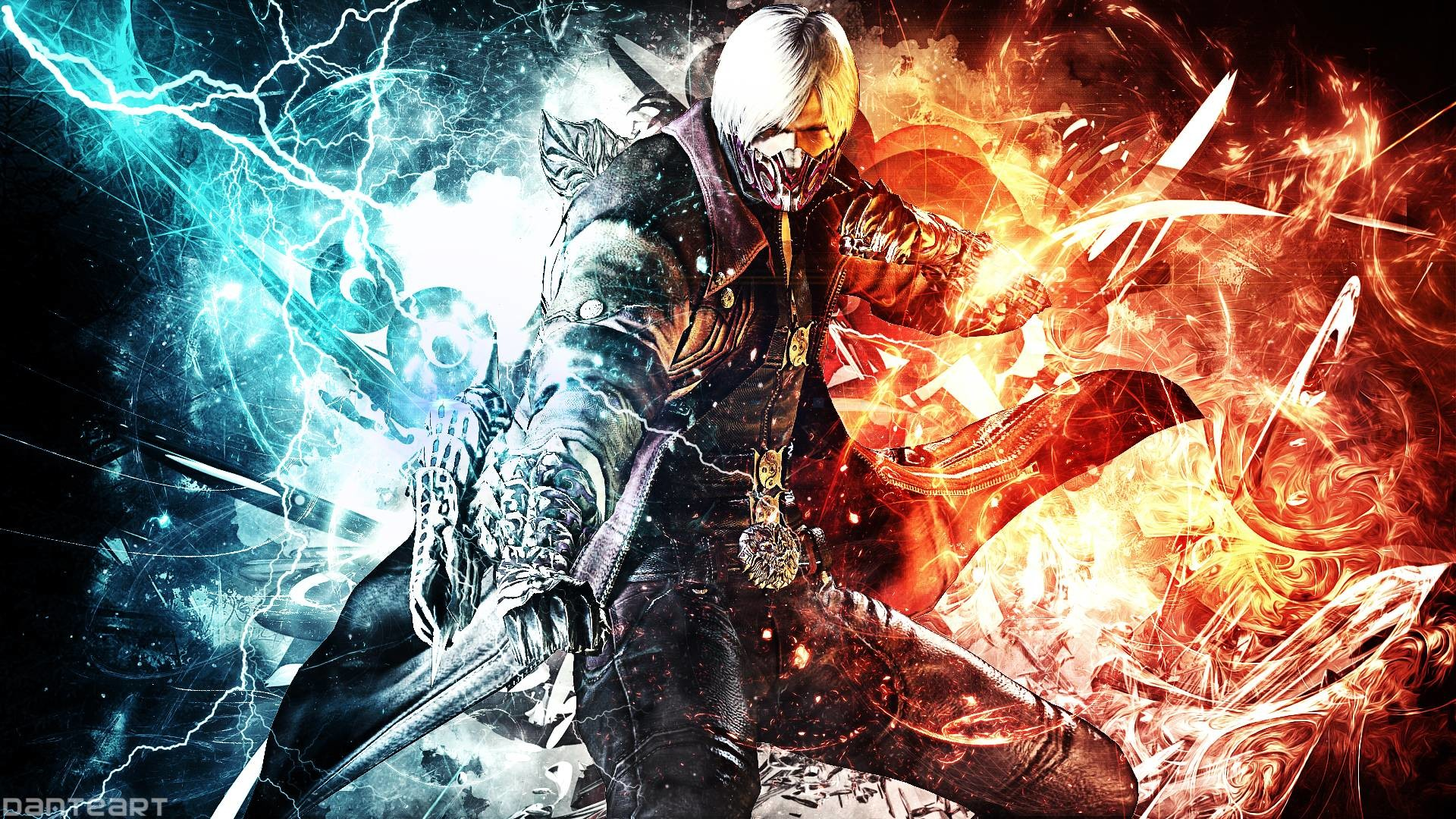 Devil May Cry Hd Wallpaper Wallpapertag