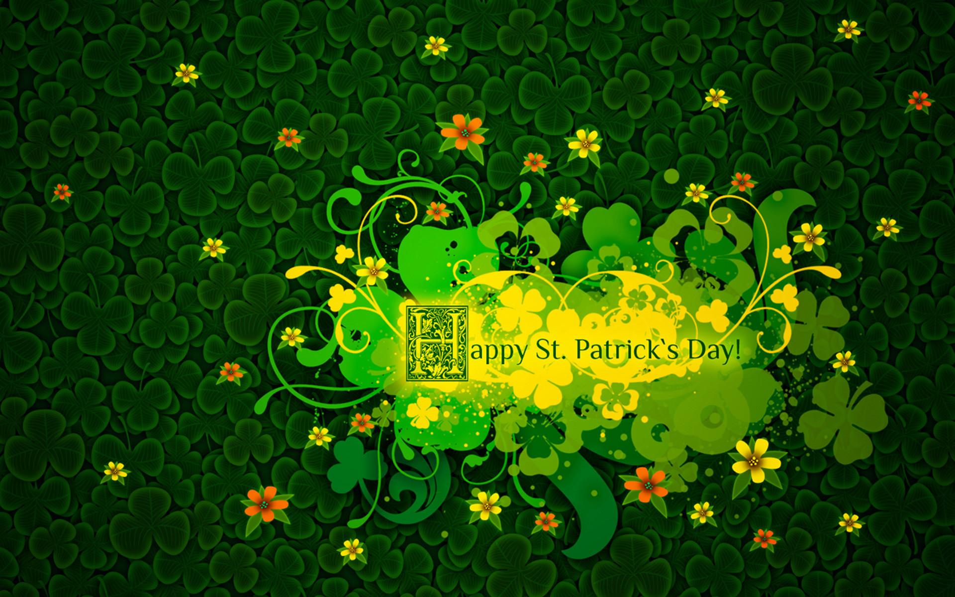 Saint Patricks Day Backgrounds ·① WallpaperTag