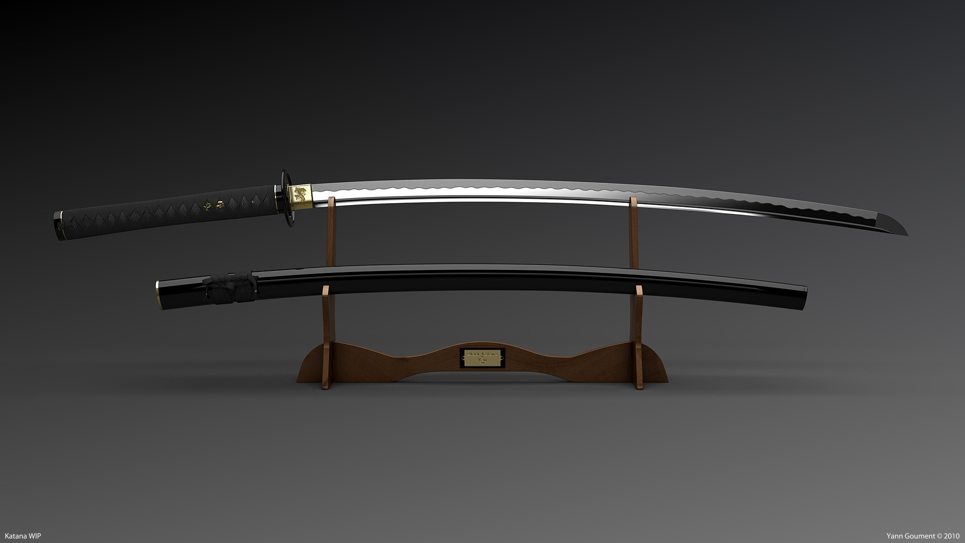 Katana Sword Wallpaper ①