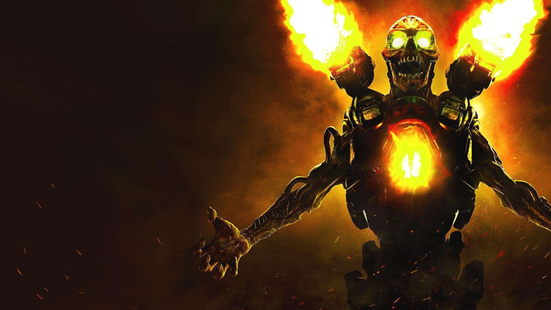 Doom wallpaper ·① Download free HD wallpapers of Doom computer game