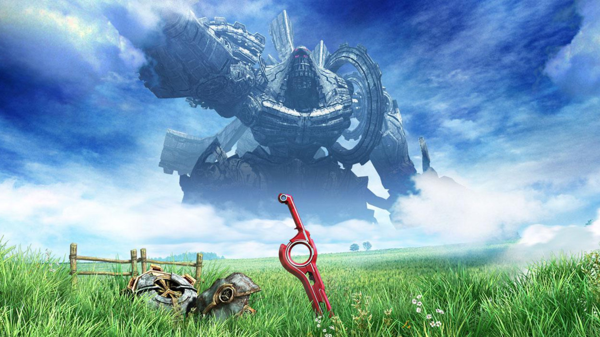 Xenoblade Chronicles wallpaper ·① Download free awesome ...