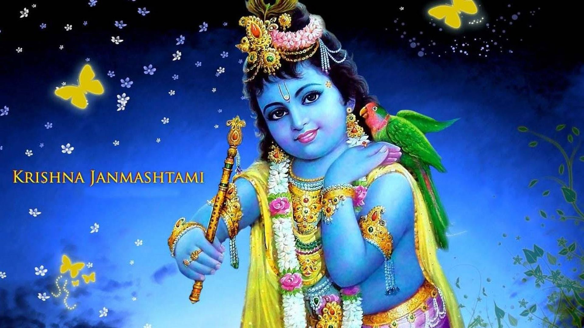 Krishna Wallpapers ①