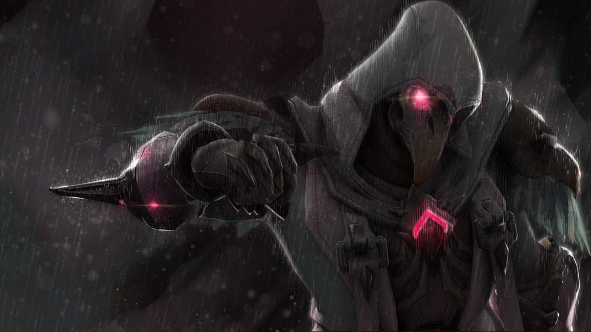 Reaper Overwatch Wallpaper 183 ① Download Free Amazing Full