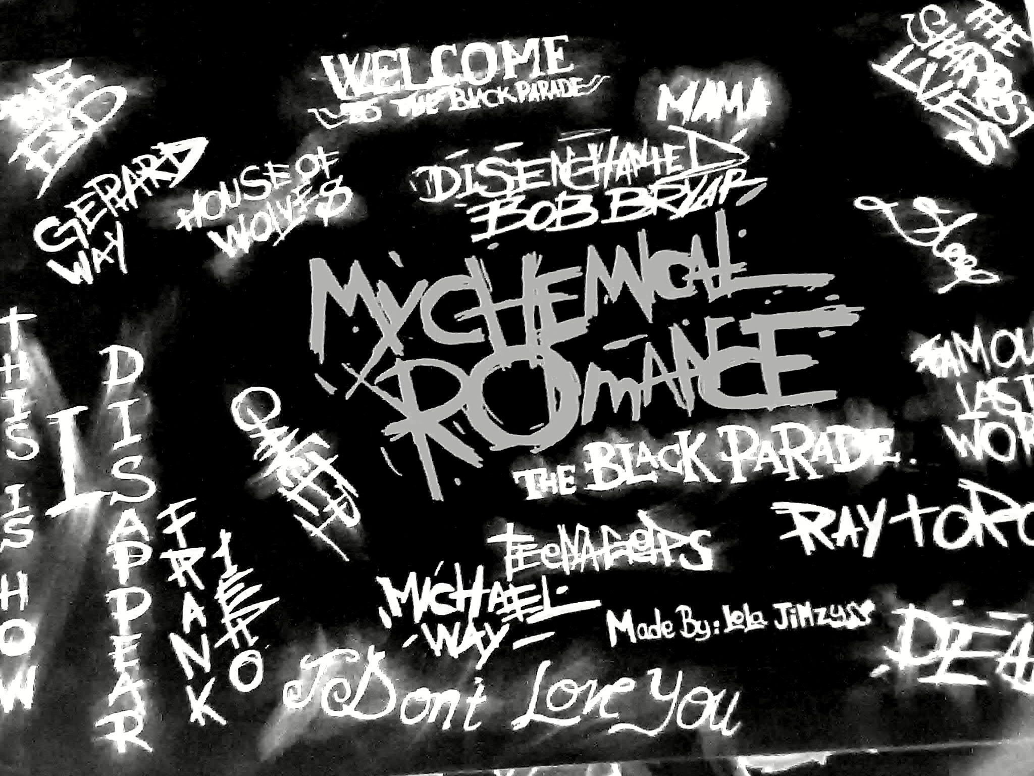 Mcr Wallpapers Wallpapertag