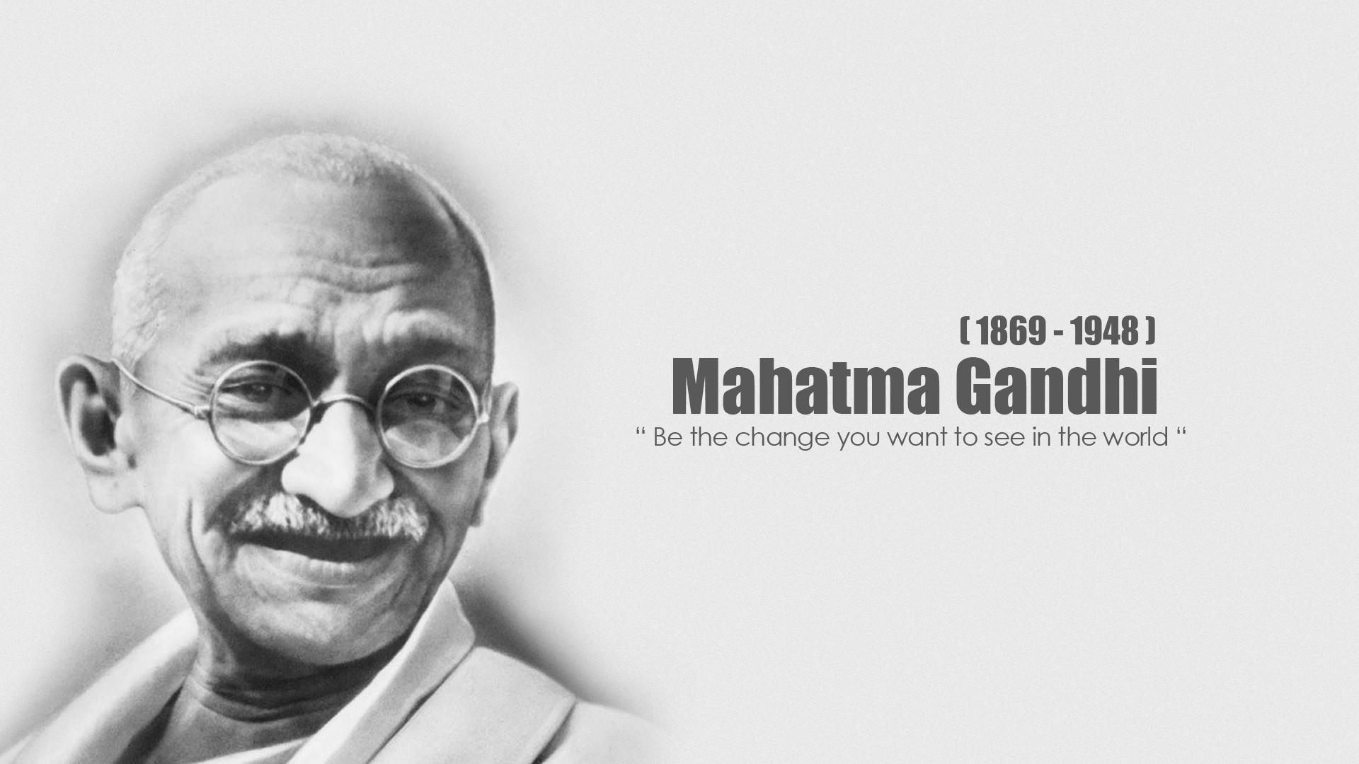 photo of mahatma gandhi wallpapers - hd wallpaper collections
