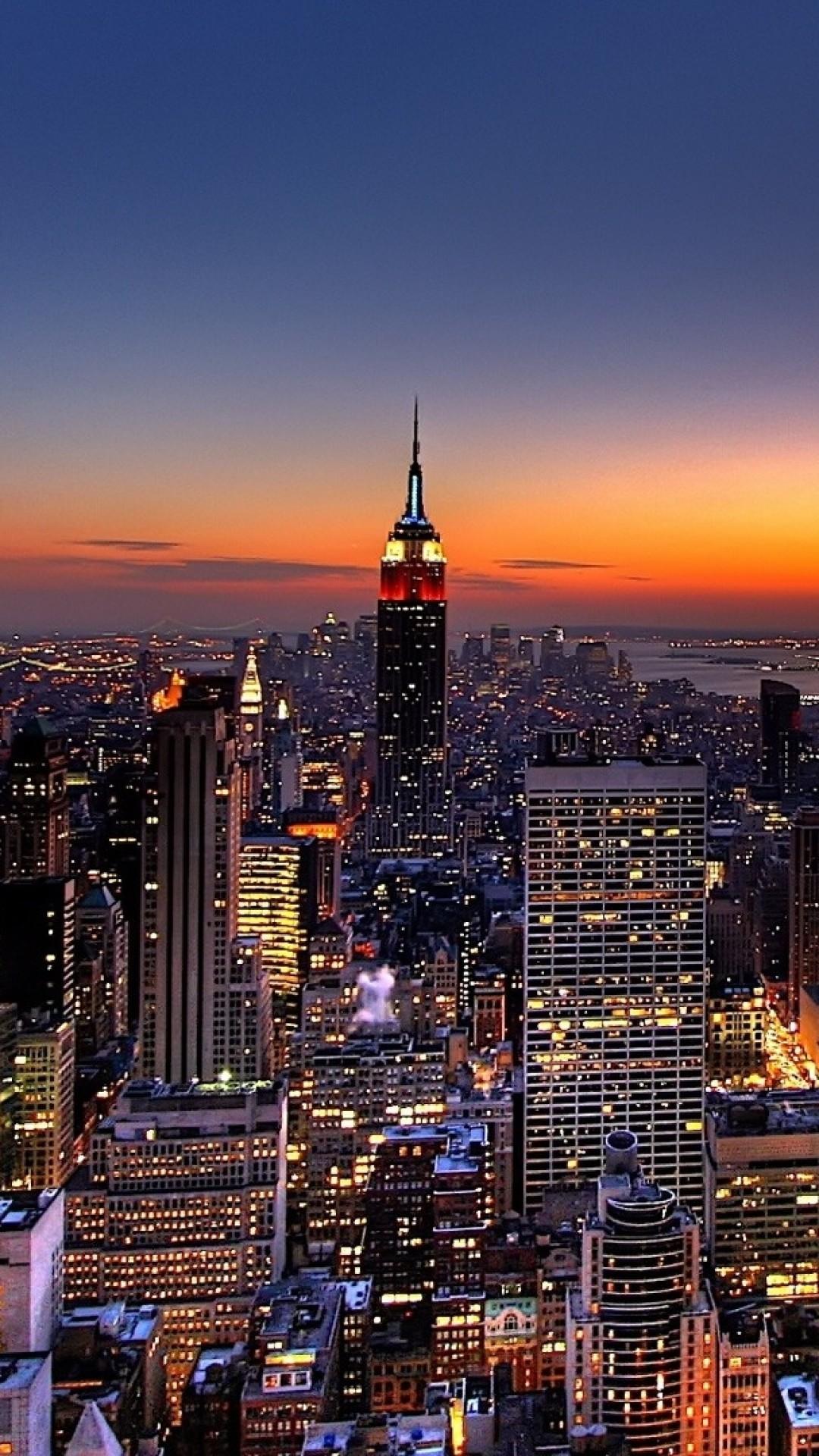 NYC At Night Wallpaper ·① WallpaperTag