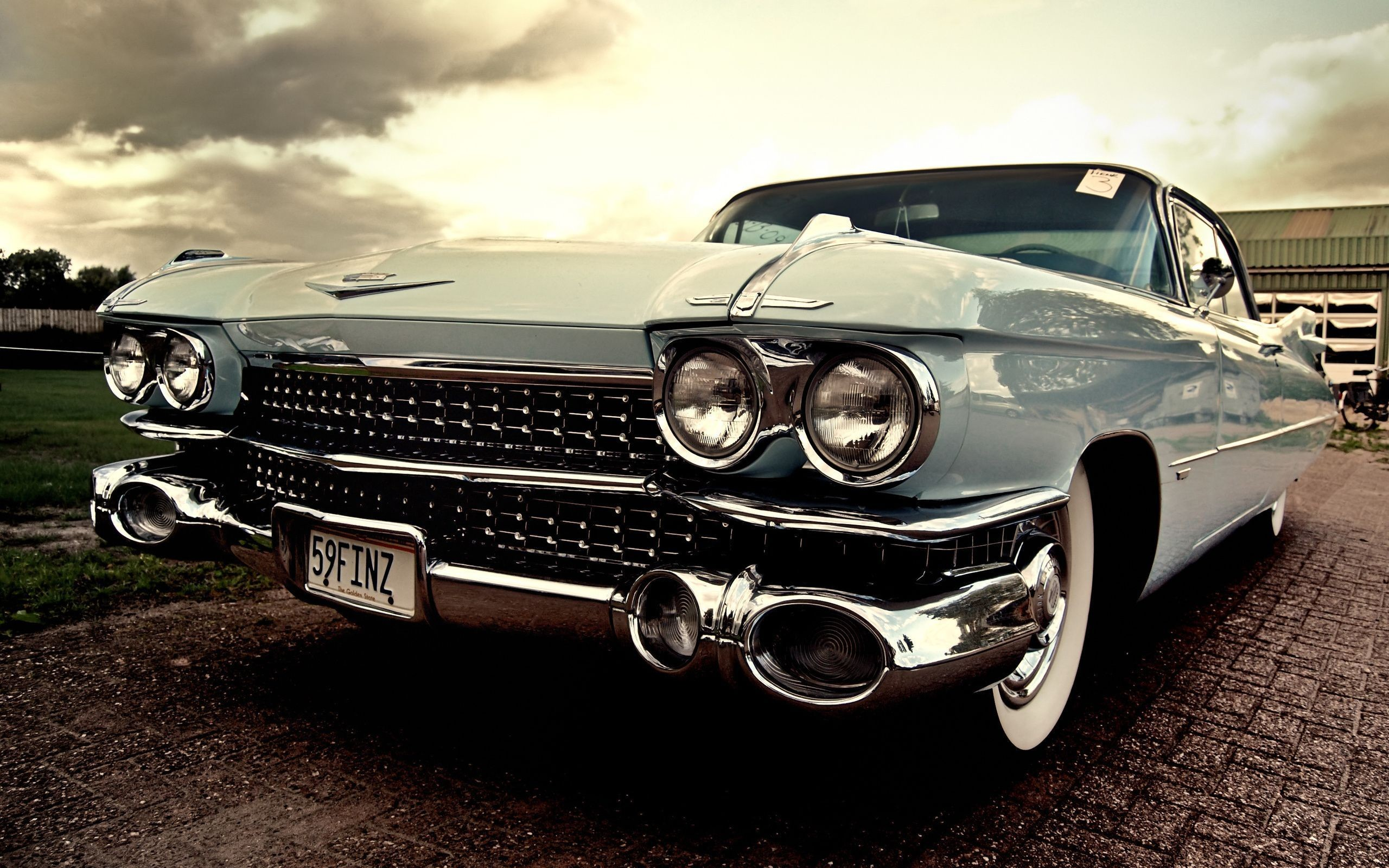 Old Classic Cars Wallpaper ·①