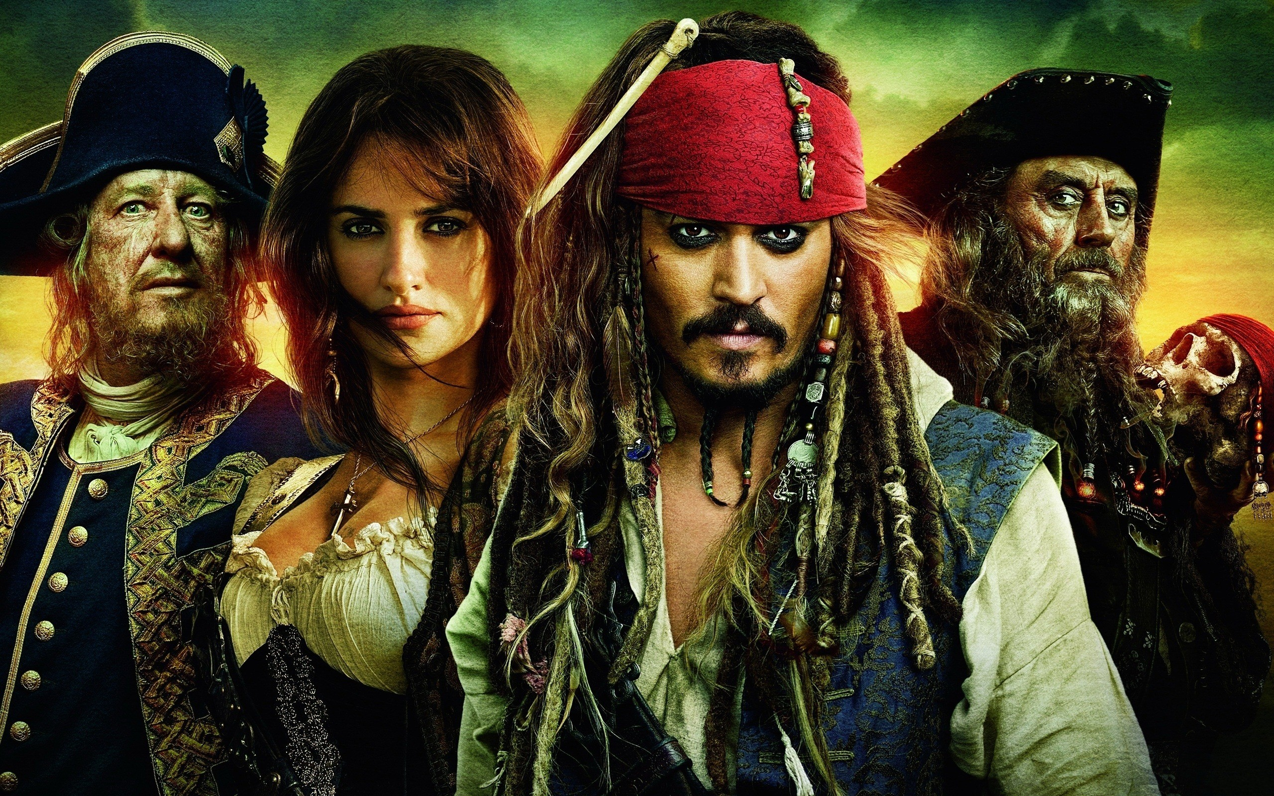 pirates of the caribbean on stranger tides full movie