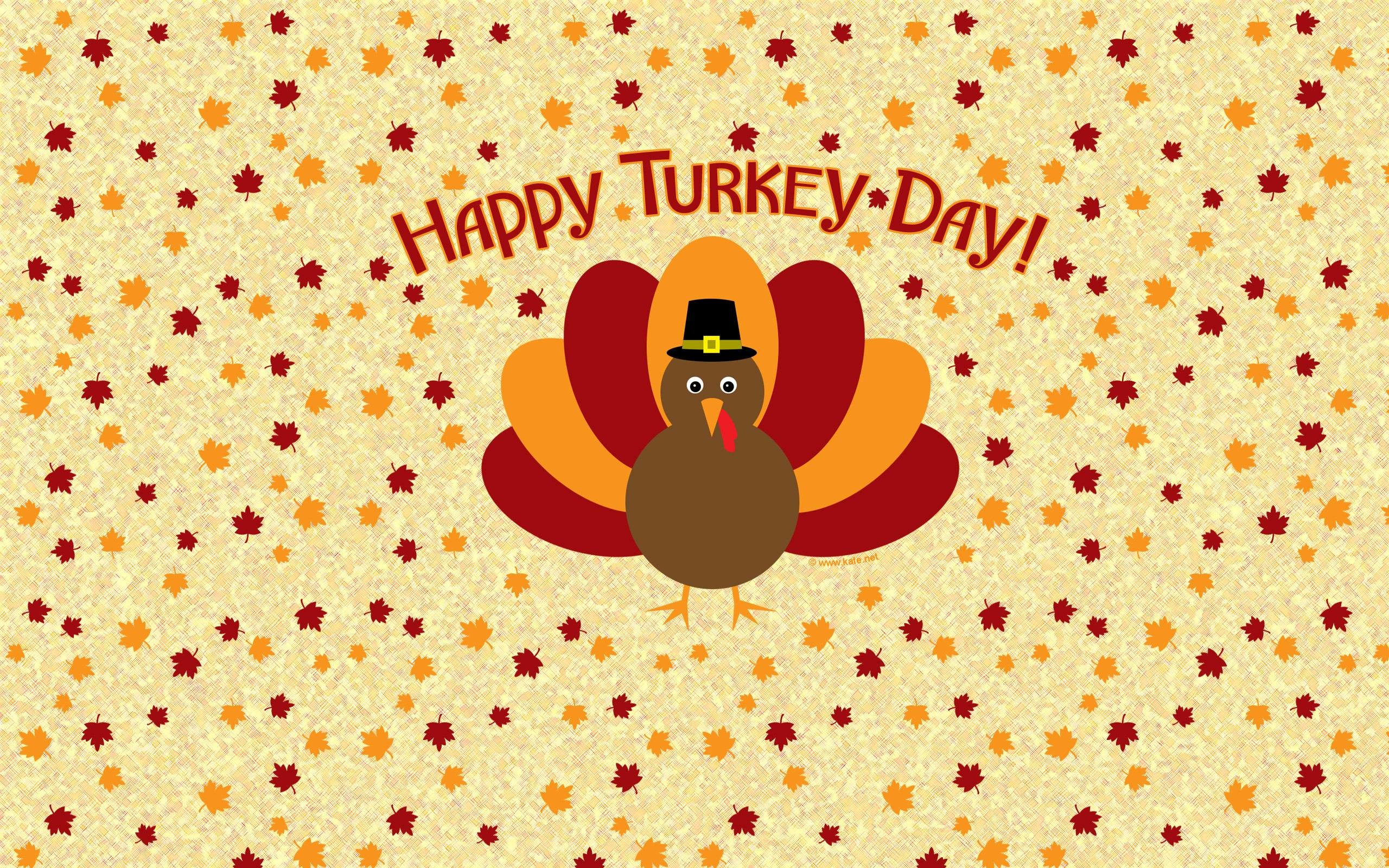 Cute thanksgiving backgrounds 2560x1600 wallpapers for cute thanksgiving turkey background voltagebd Gallery