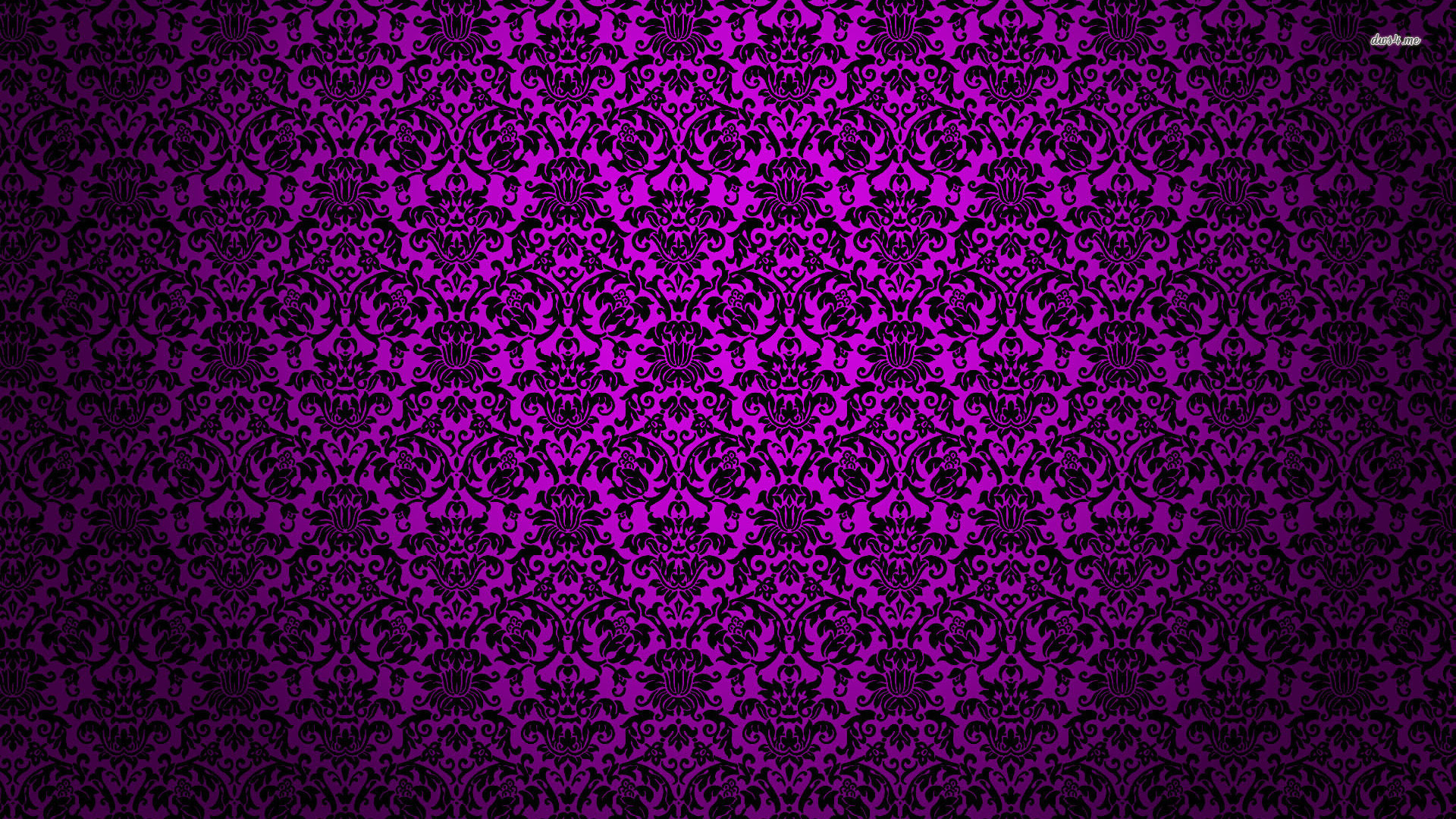 Purple And Gold Wallpapers ①