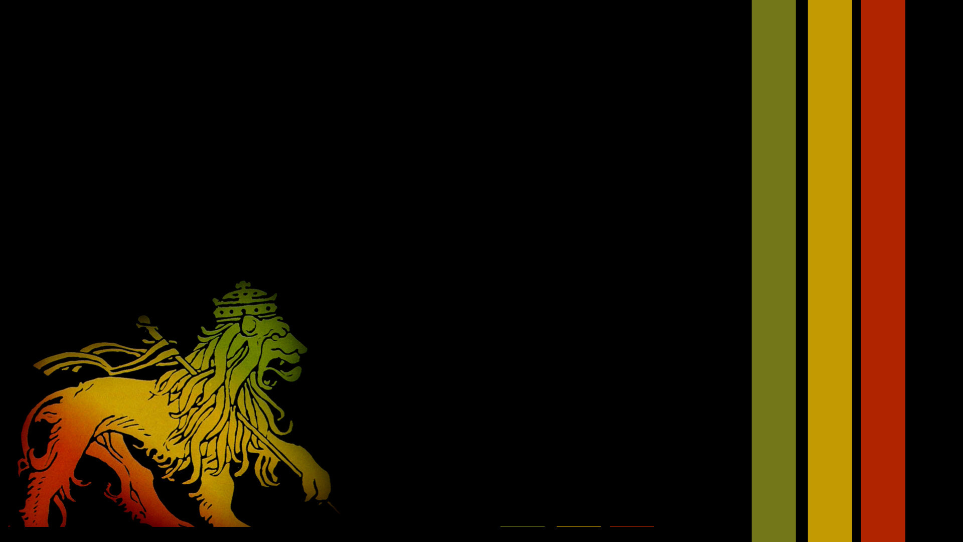 Rasta One Love Wallpaper ??