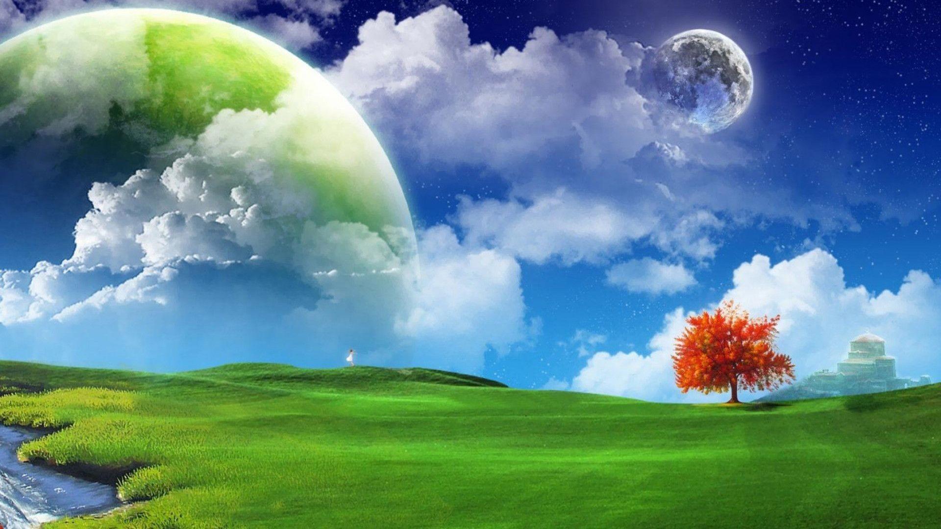 Nature Hd Wallpapers 1080p Wallpapertag