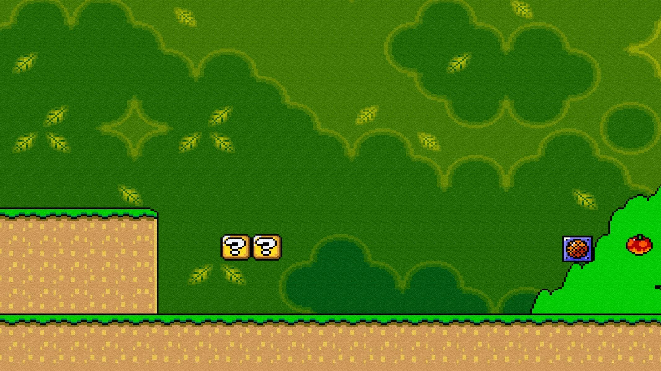 Super Mario World Background ·① Download Free Beautiful