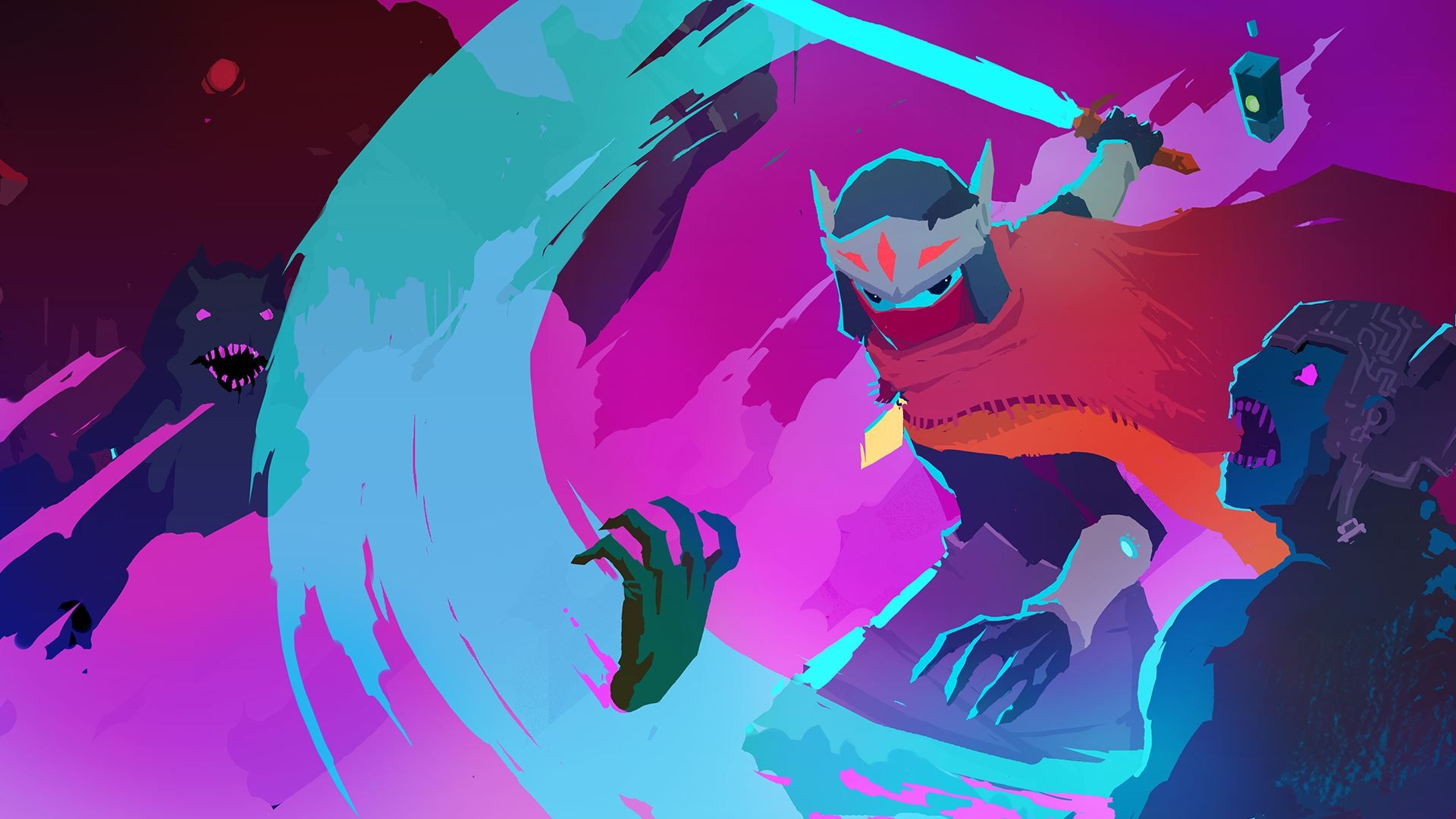 Hyper Light Drifter Wallpaper Download Free Beautiful High