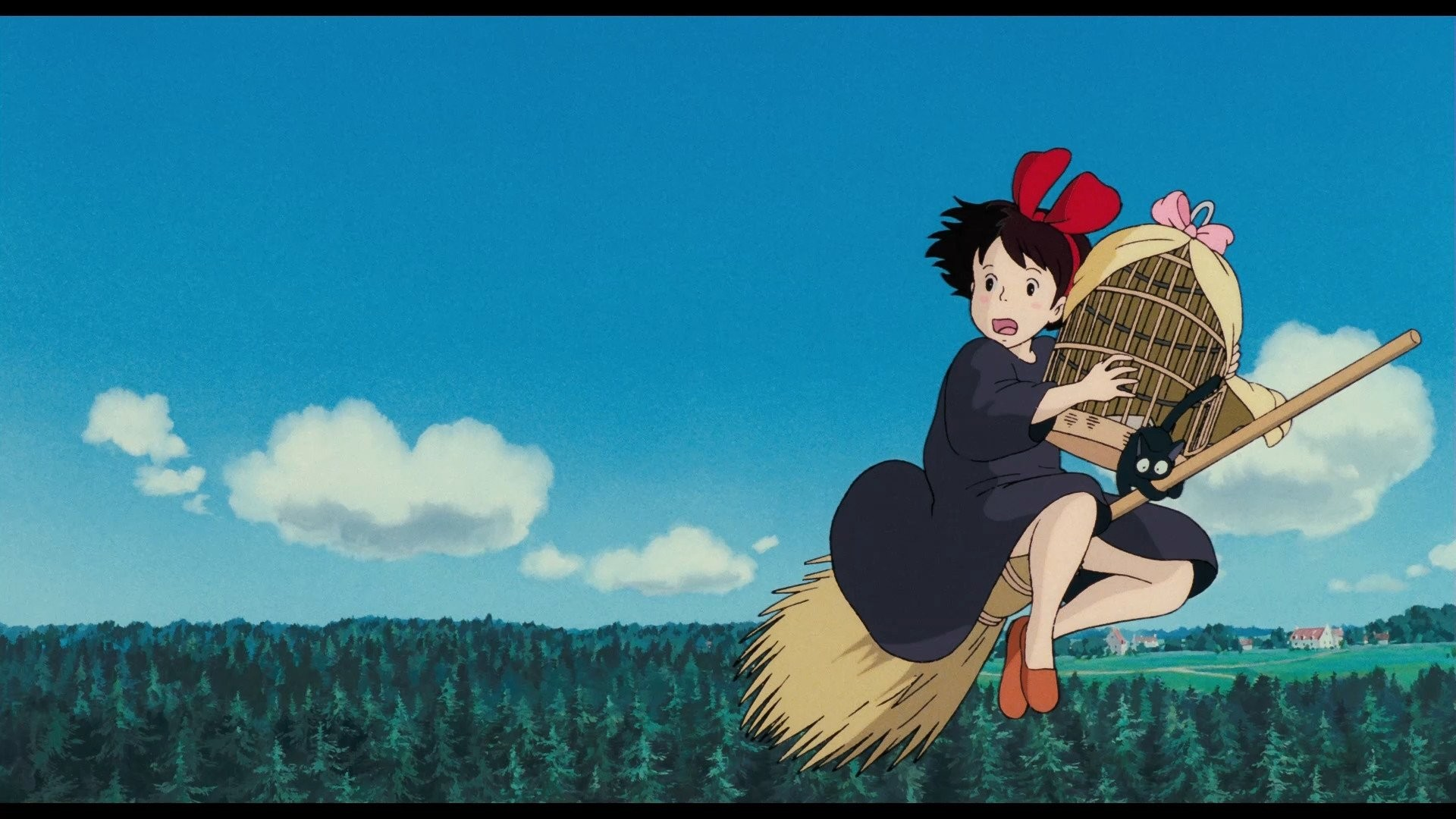 Kiki S Delivery Service Wallpaper Download Free Stunning Hd