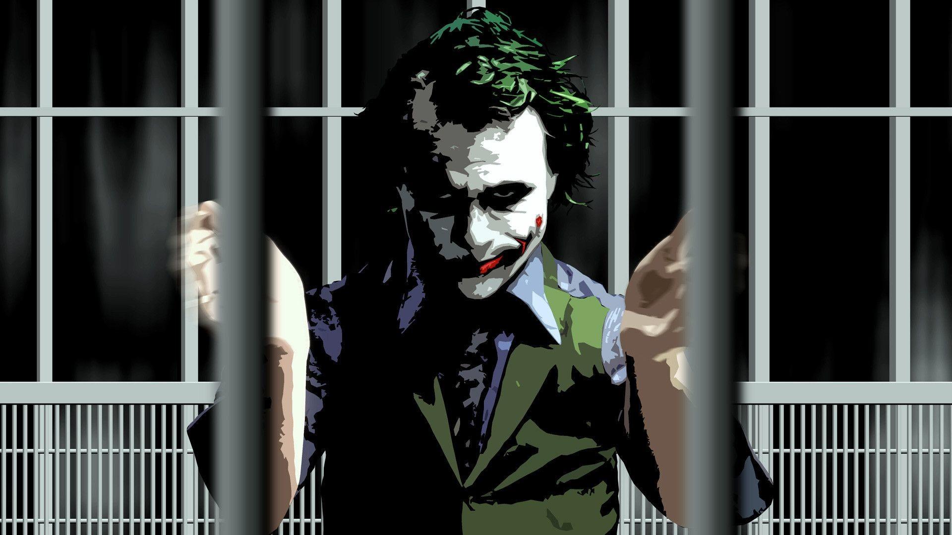 Joker Dark Knight Wallpaper Wallpapertag